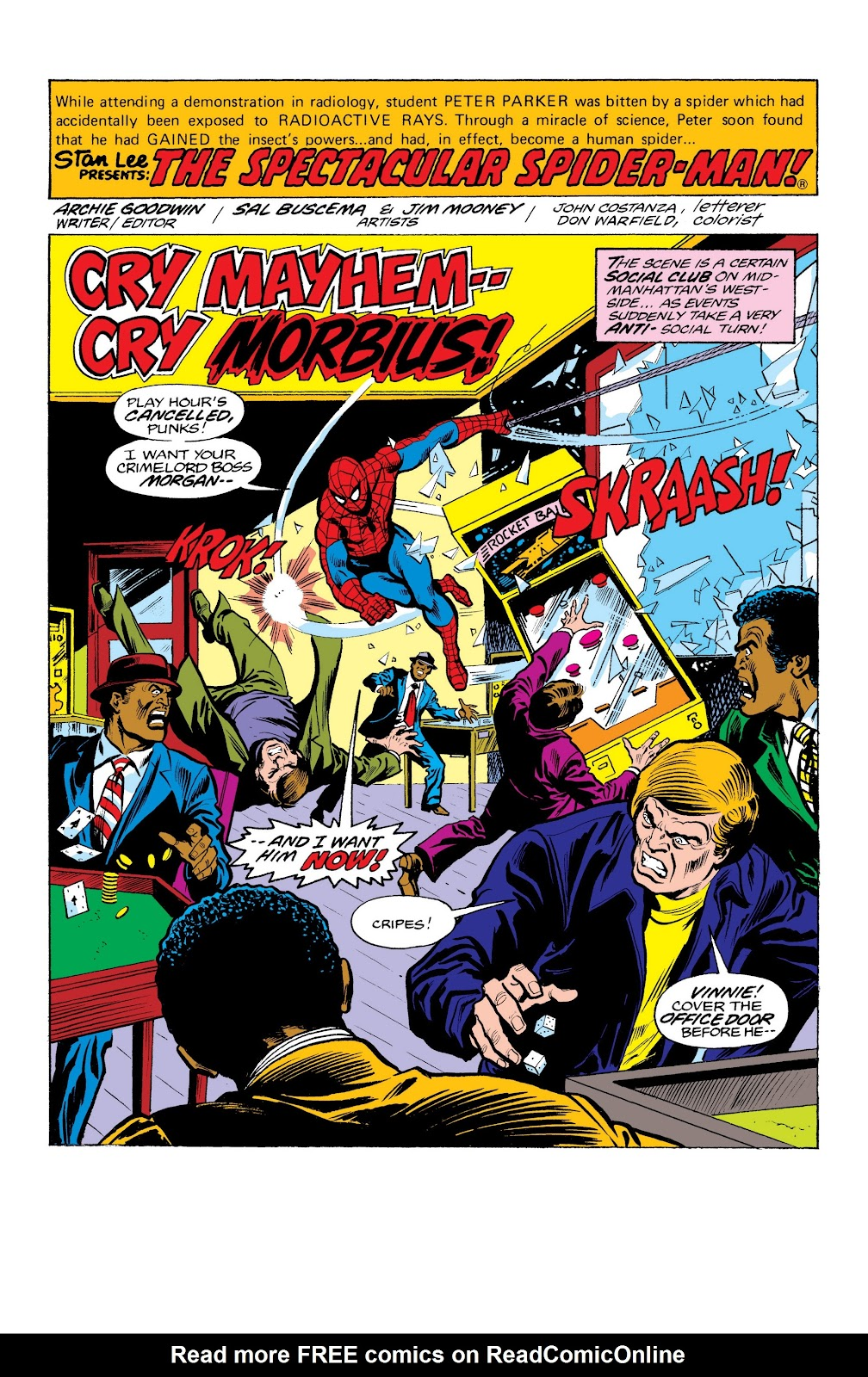 Read online Marvel Masterworks: The Spectacular Spider-Man comic -  Issue # TPB (Part 2) - 3