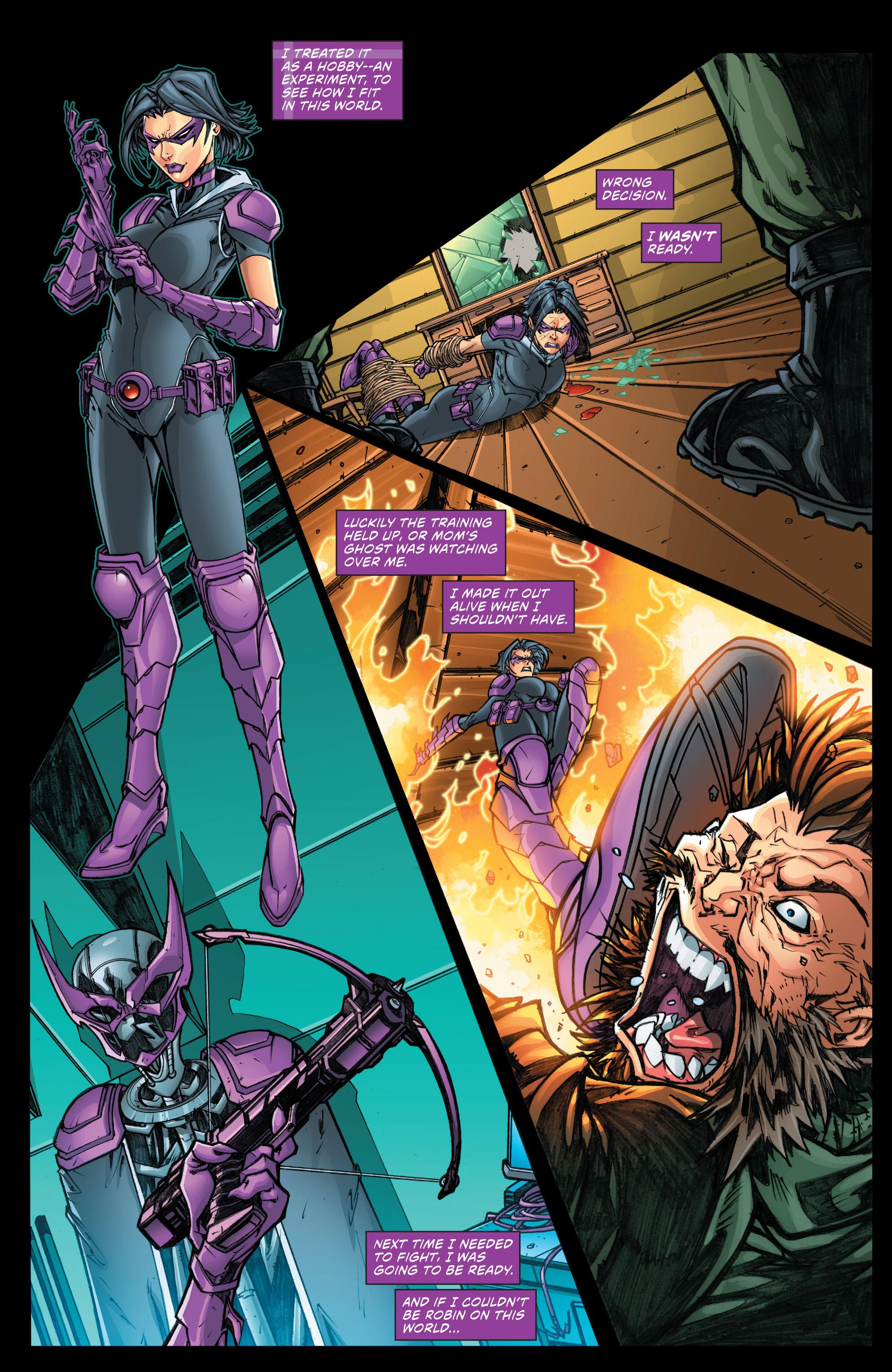 Read online Secret Origins (2014) comic -  Issue #7 - 24