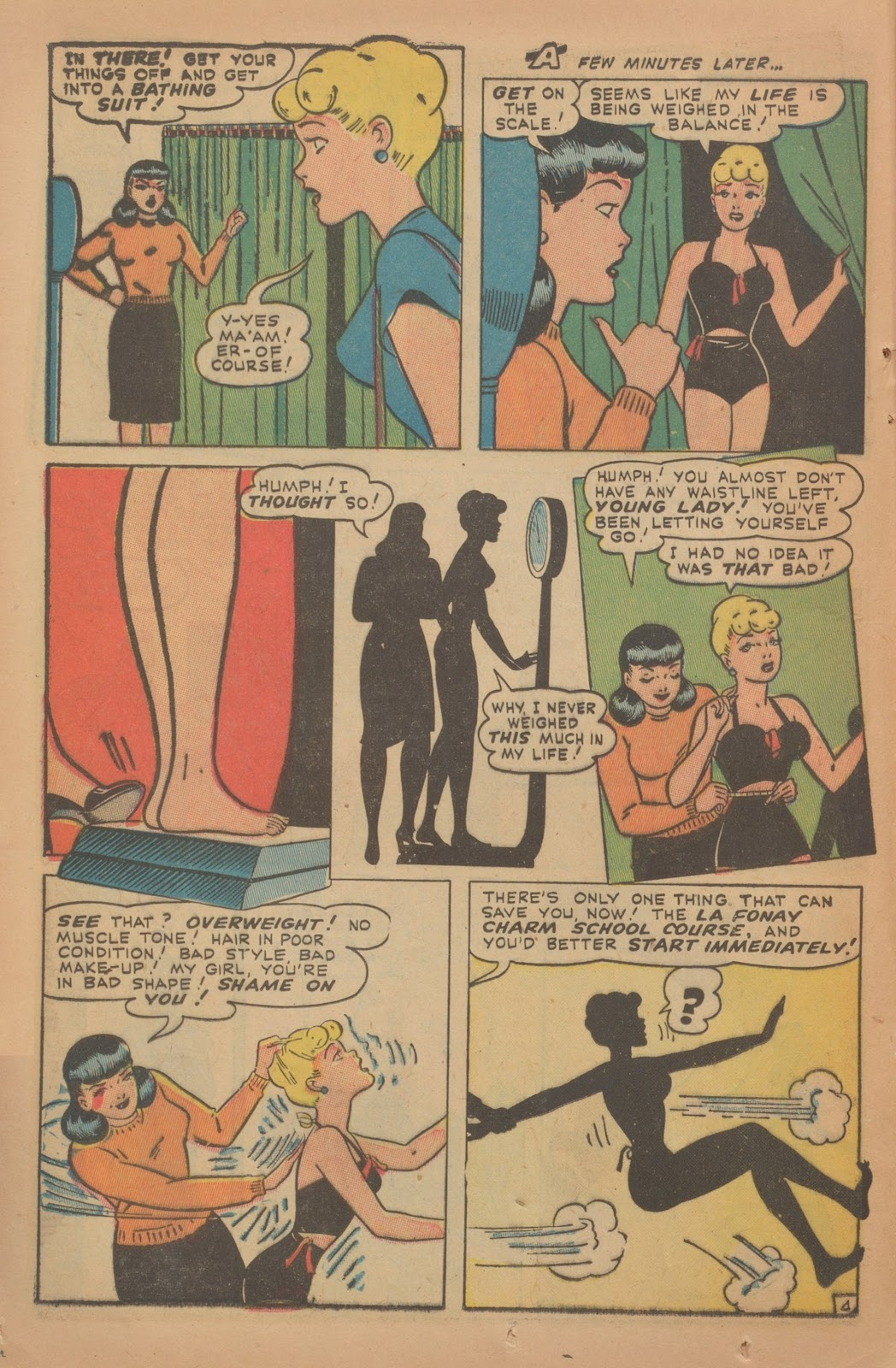 Read online Nellie The Nurse (1945) comic -  Issue #9 - 20