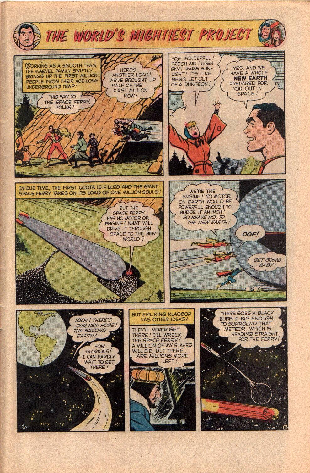 Read online Shazam! (1973) comic -  Issue #23 - 31