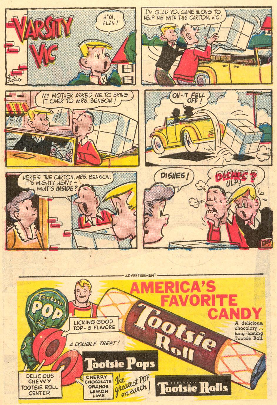 Read online Adventure Comics (1938) comic -  Issue #193 - 33