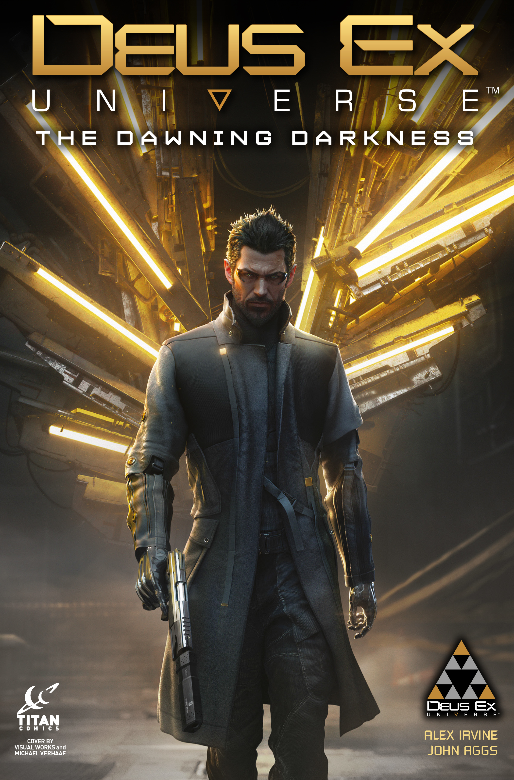 Deus Ex: The Dawning Darkness Full Page 1