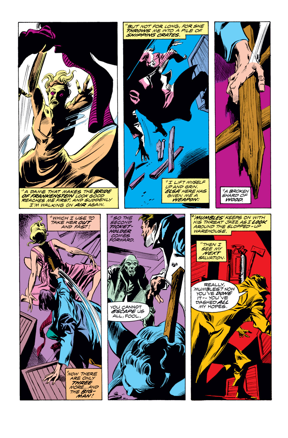 Tomb of Dracula (1972) issue 25 - Page 15