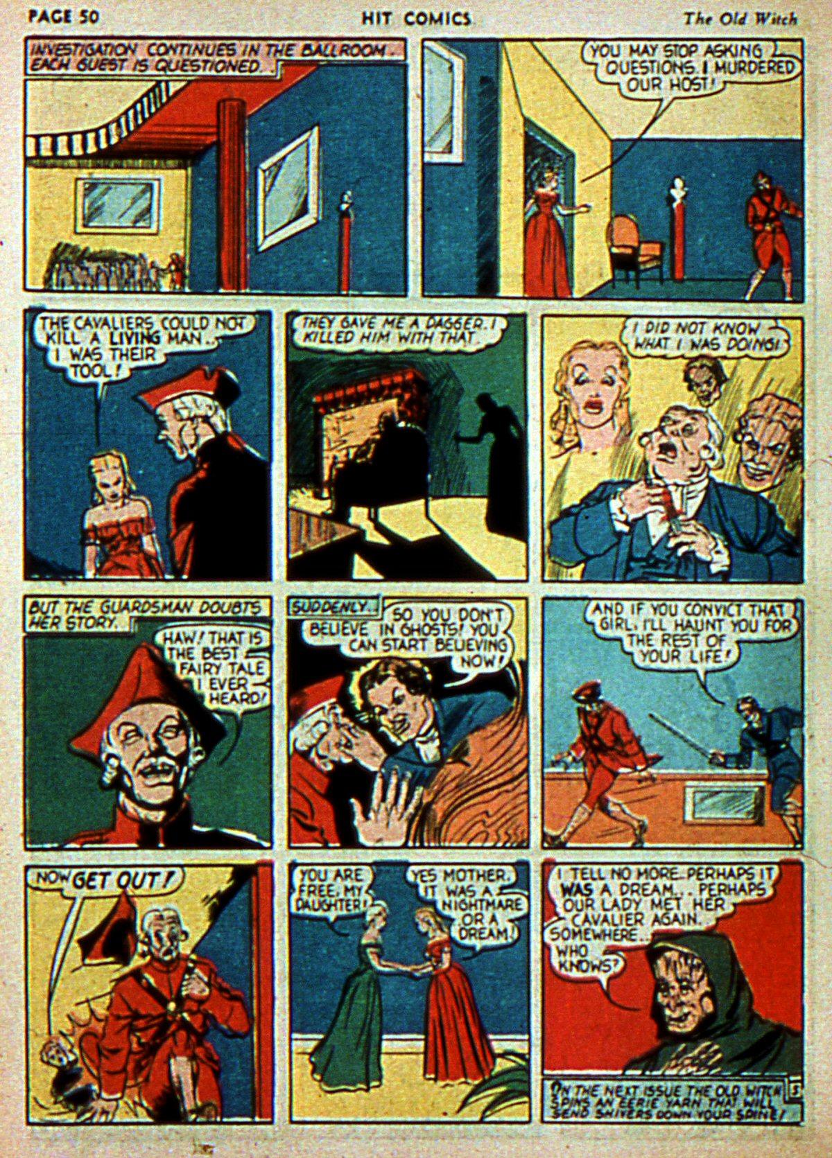 Read online Hit Comics comic -  Issue #3 - 52