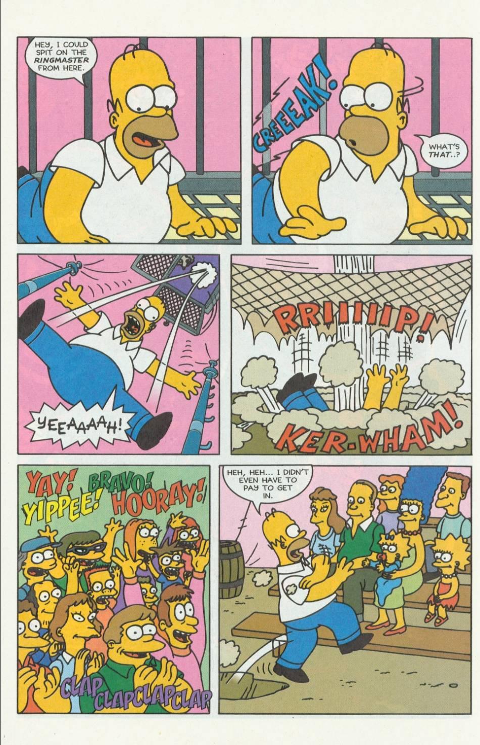 Read online Simpsons Comics comic -  Issue #7 - 11