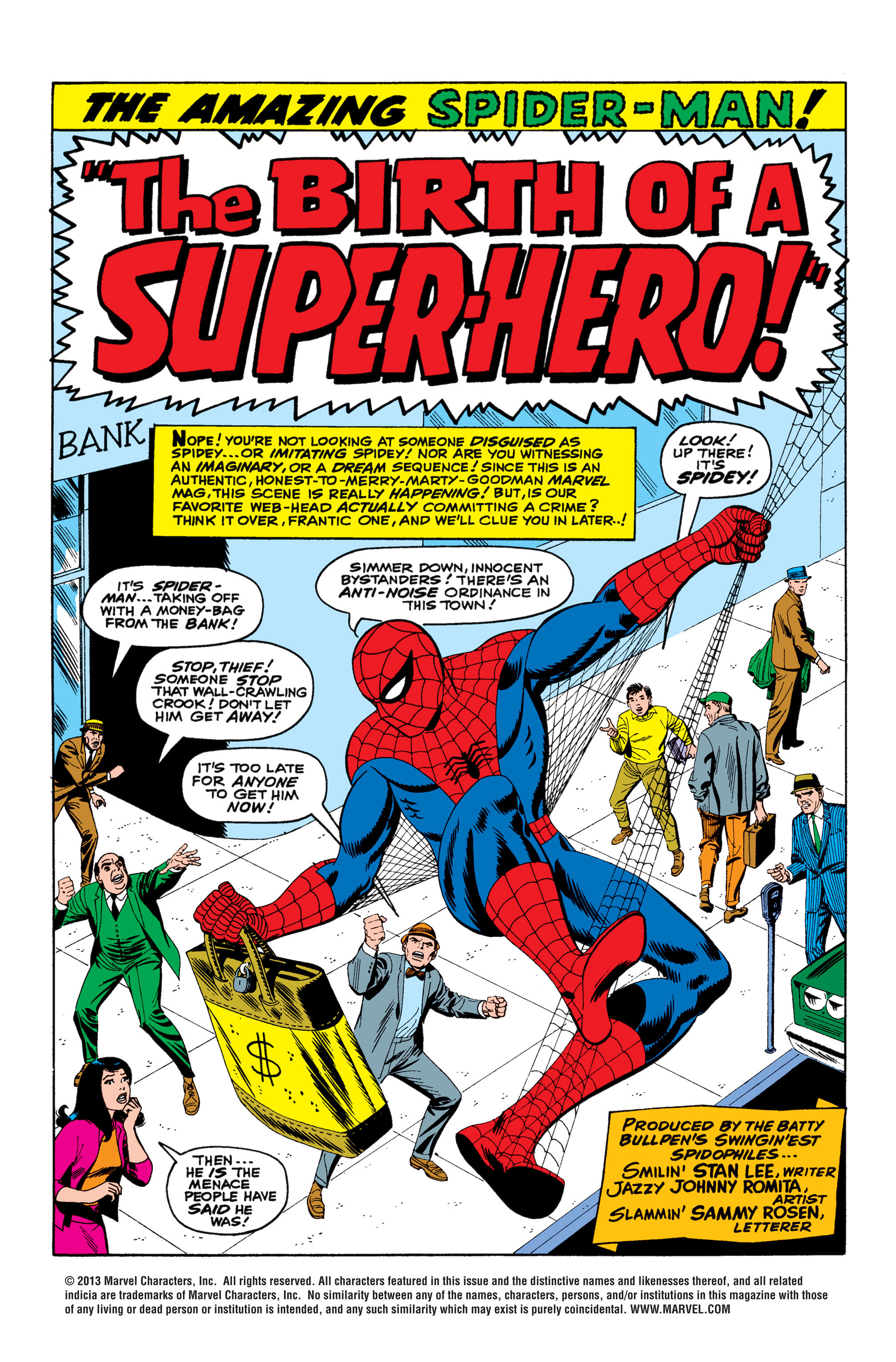 The Amazing Spider-Man (1963) 42 Page 1