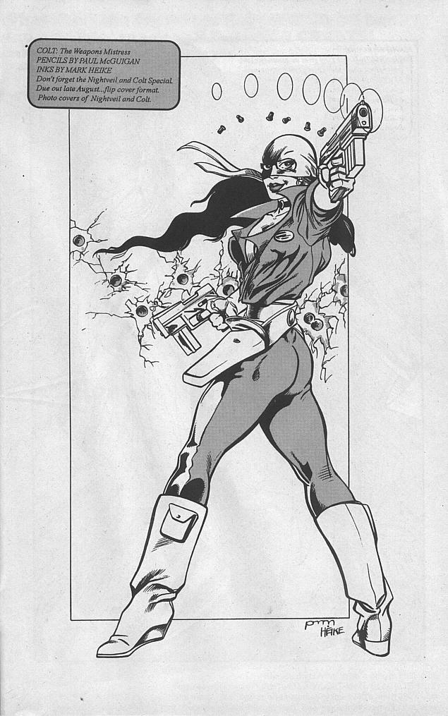 Femforce Issue #94 #94 - English 33