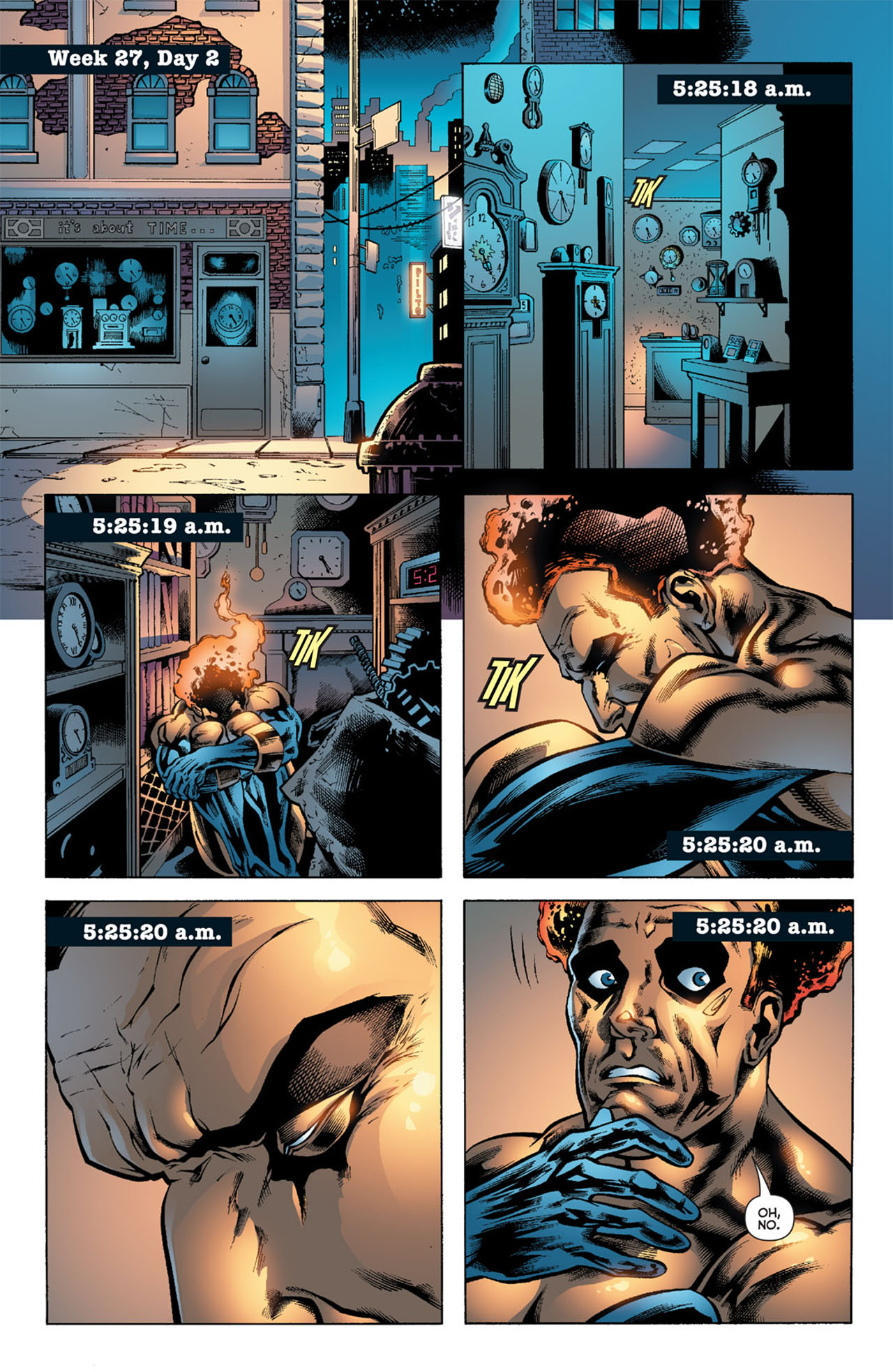 Read online 52 comic -  Issue #27 - 8
