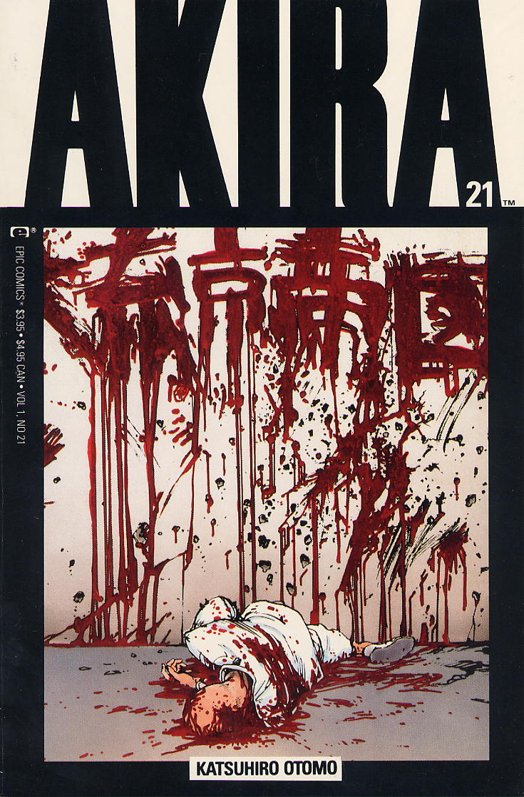 Read online Akira comic -  Issue #21 - 1