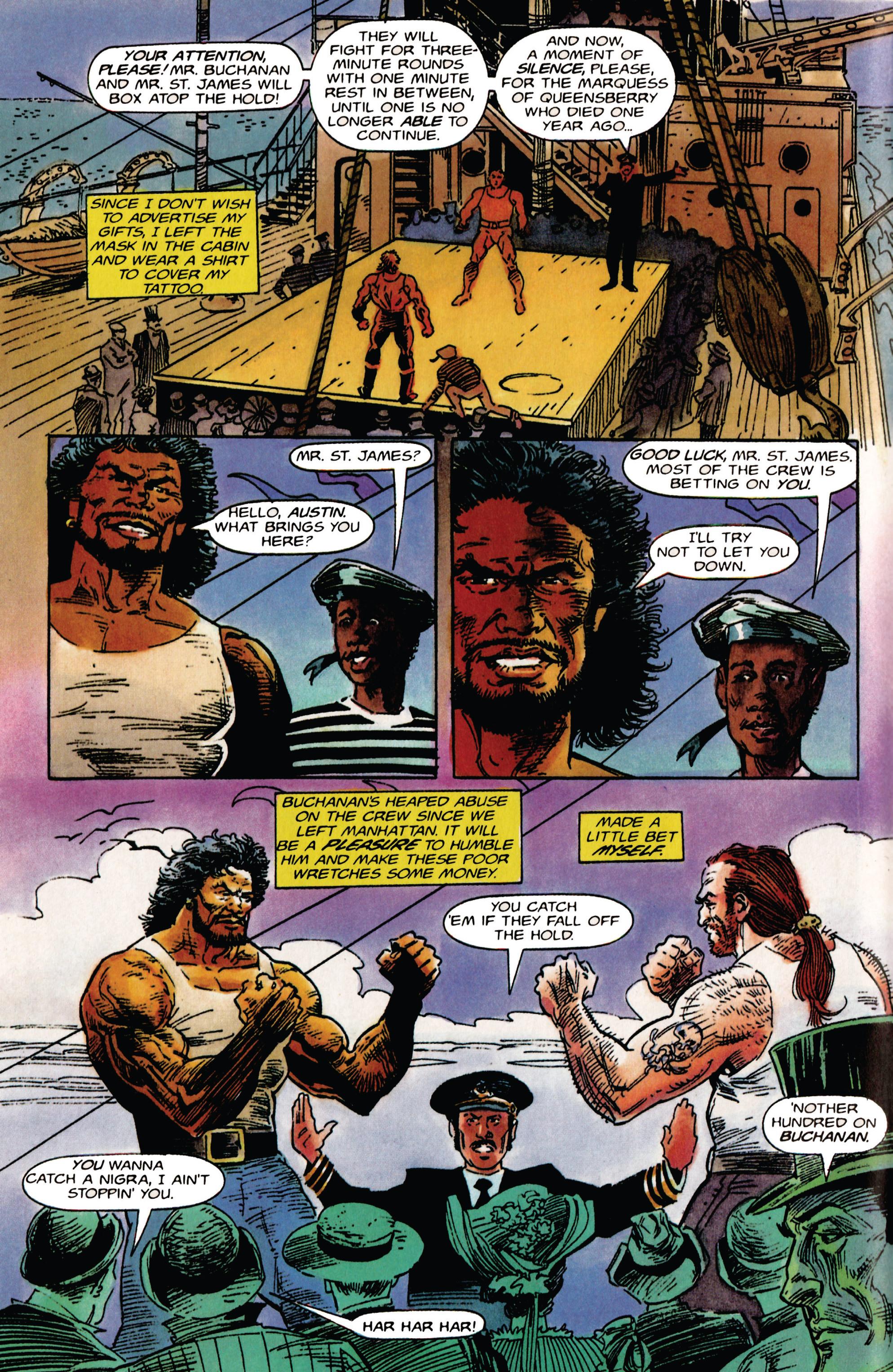 Read online Shadowman (1992) comic -  Issue # _TPB 1 - 8