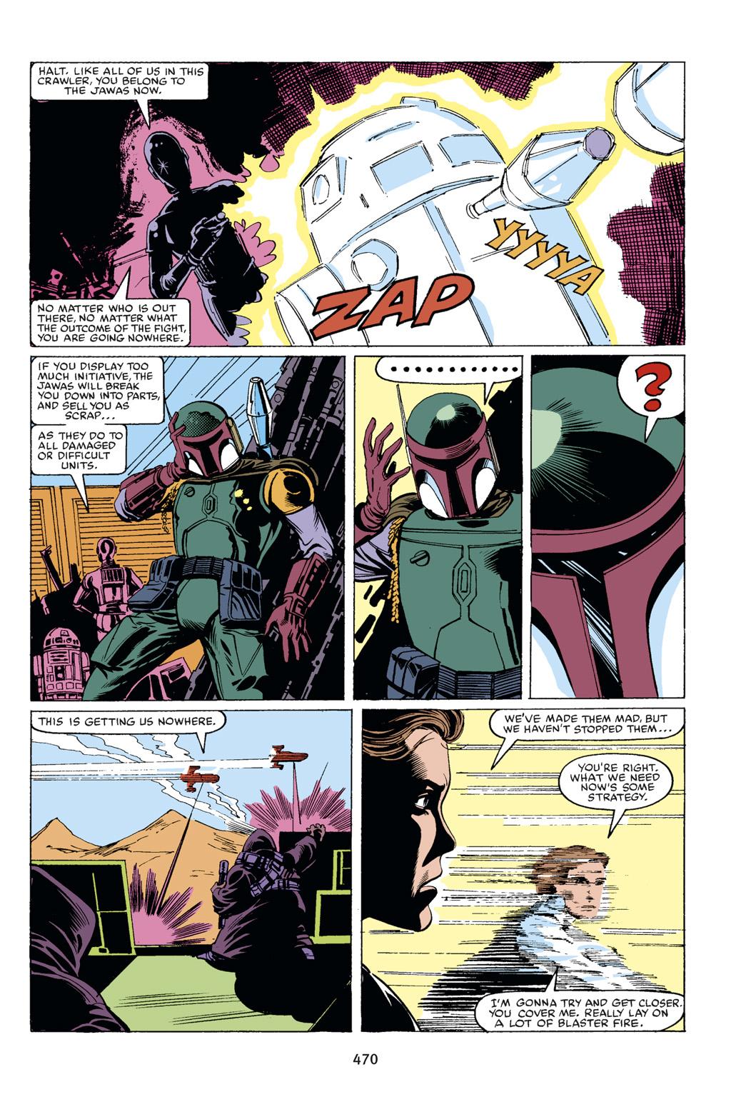 Read online Star Wars Omnibus comic -  Issue # Vol. 18.5 - 187