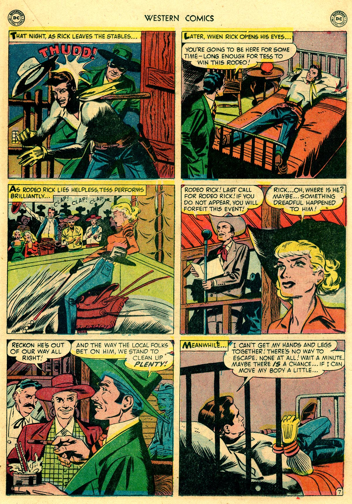 Western Comics issue 19 - Page 21