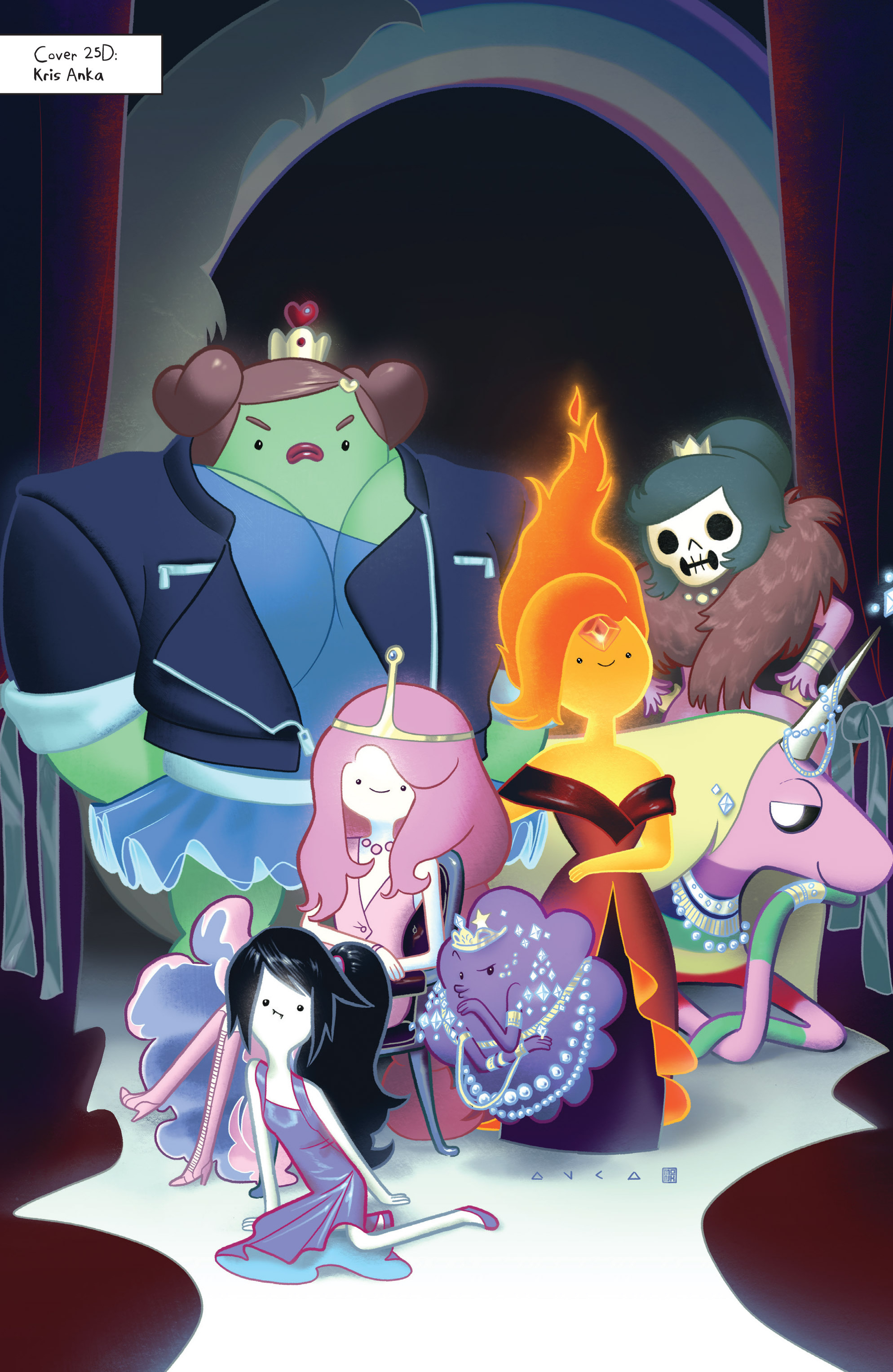 Read online Adventure Time comic -  Issue #Adventure Time _TPB 6 - 108