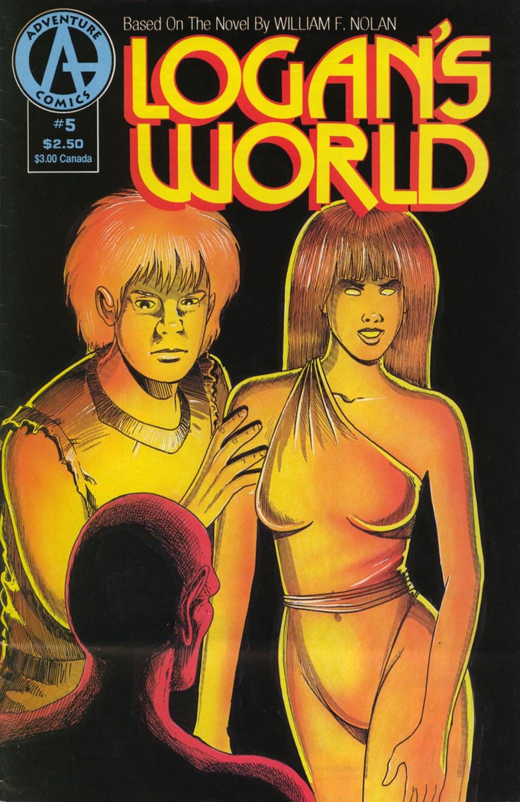 Logans World 5 Page 1