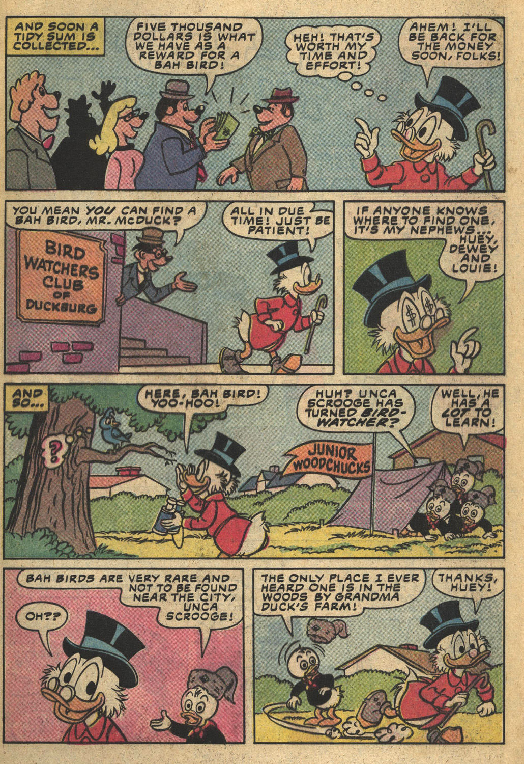 Read online Uncle Scrooge (1953) comic -  Issue #193 - 28