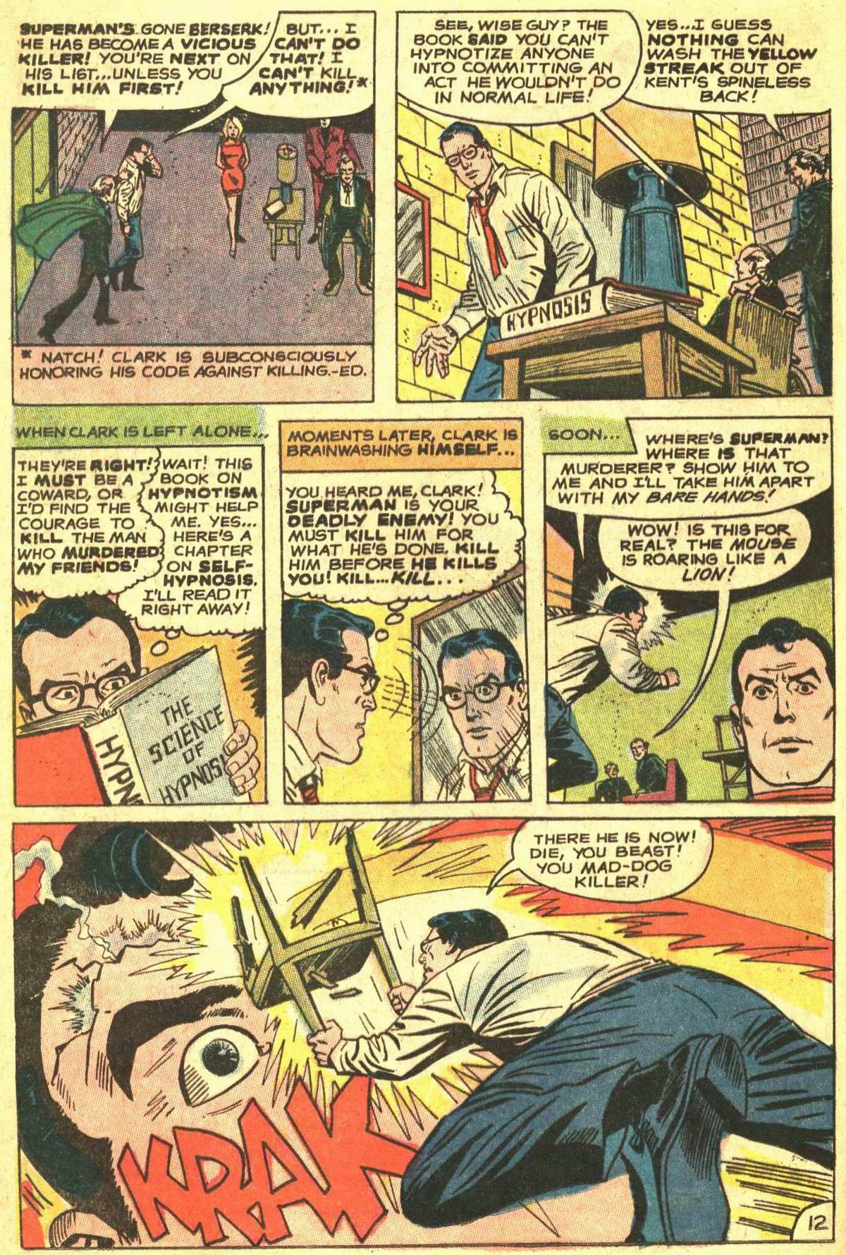 Read online Action Comics (1938) comic -  Issue #362 - 16