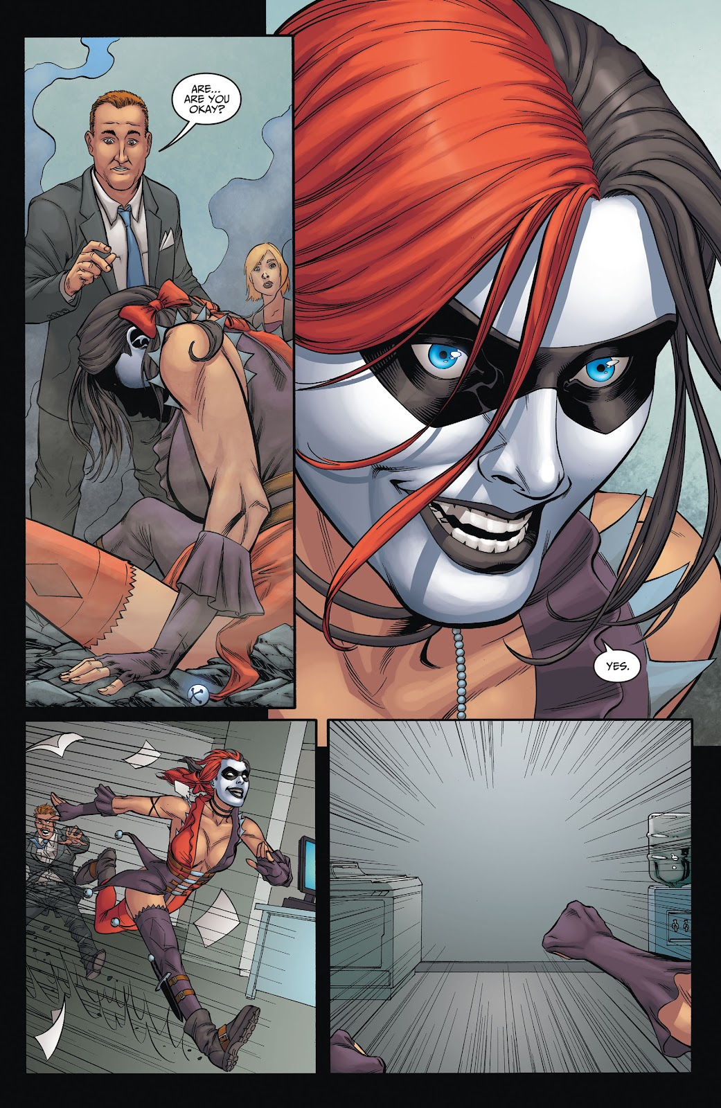 Injustice: Gods Among Us [I] issue _Annual_1 - Page 23