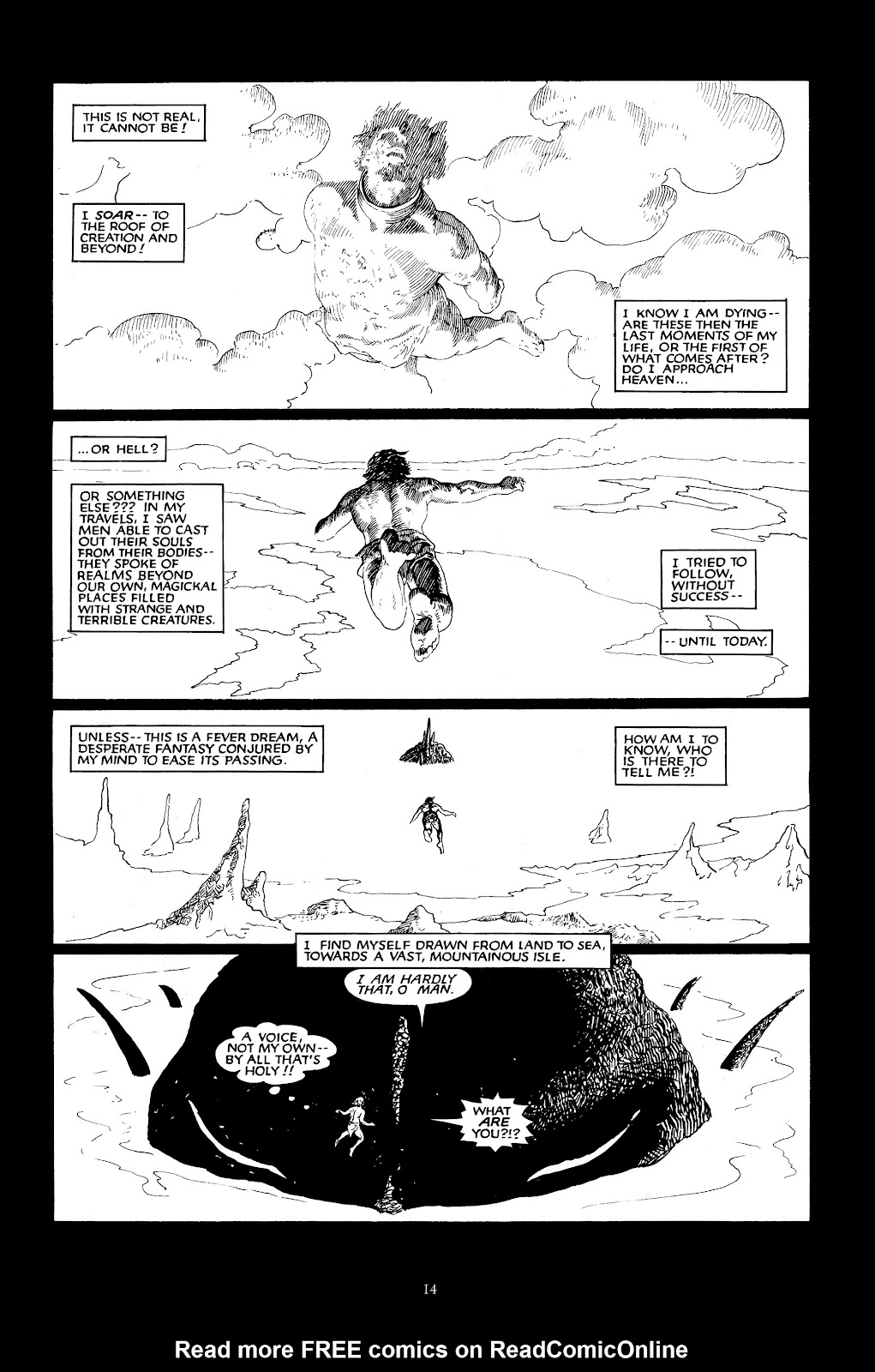 Read online The Black Dragon (2014) comic -  Issue # TPB (Part 1) - 14