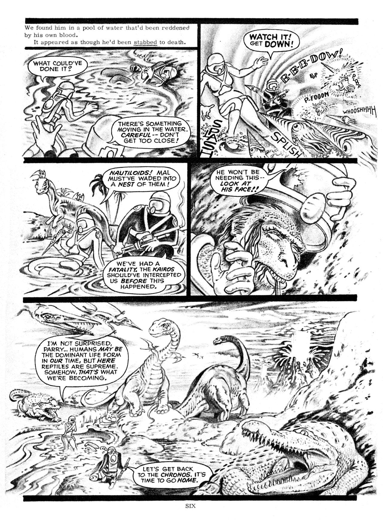 Read online Star*Reach comic -  Issue #13 - 31