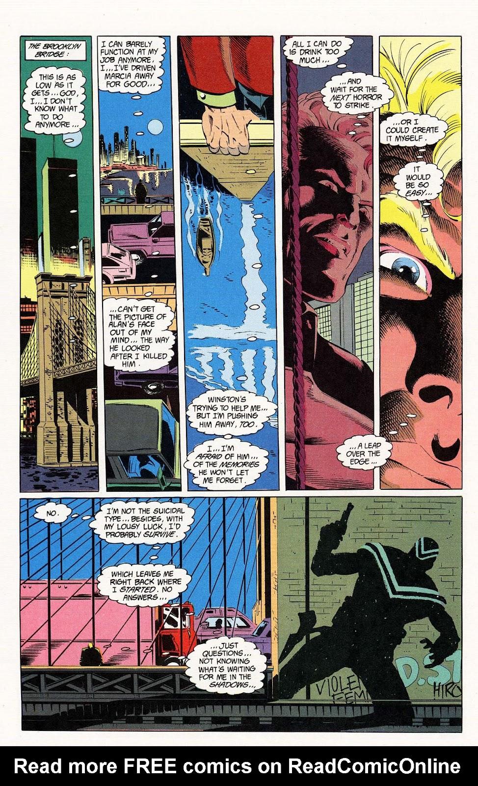 Vigilante (1983) issue 32 - Page 30