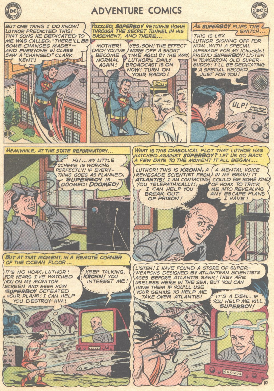 Read online Adventure Comics (1938) comic -  Issue #308 - 11