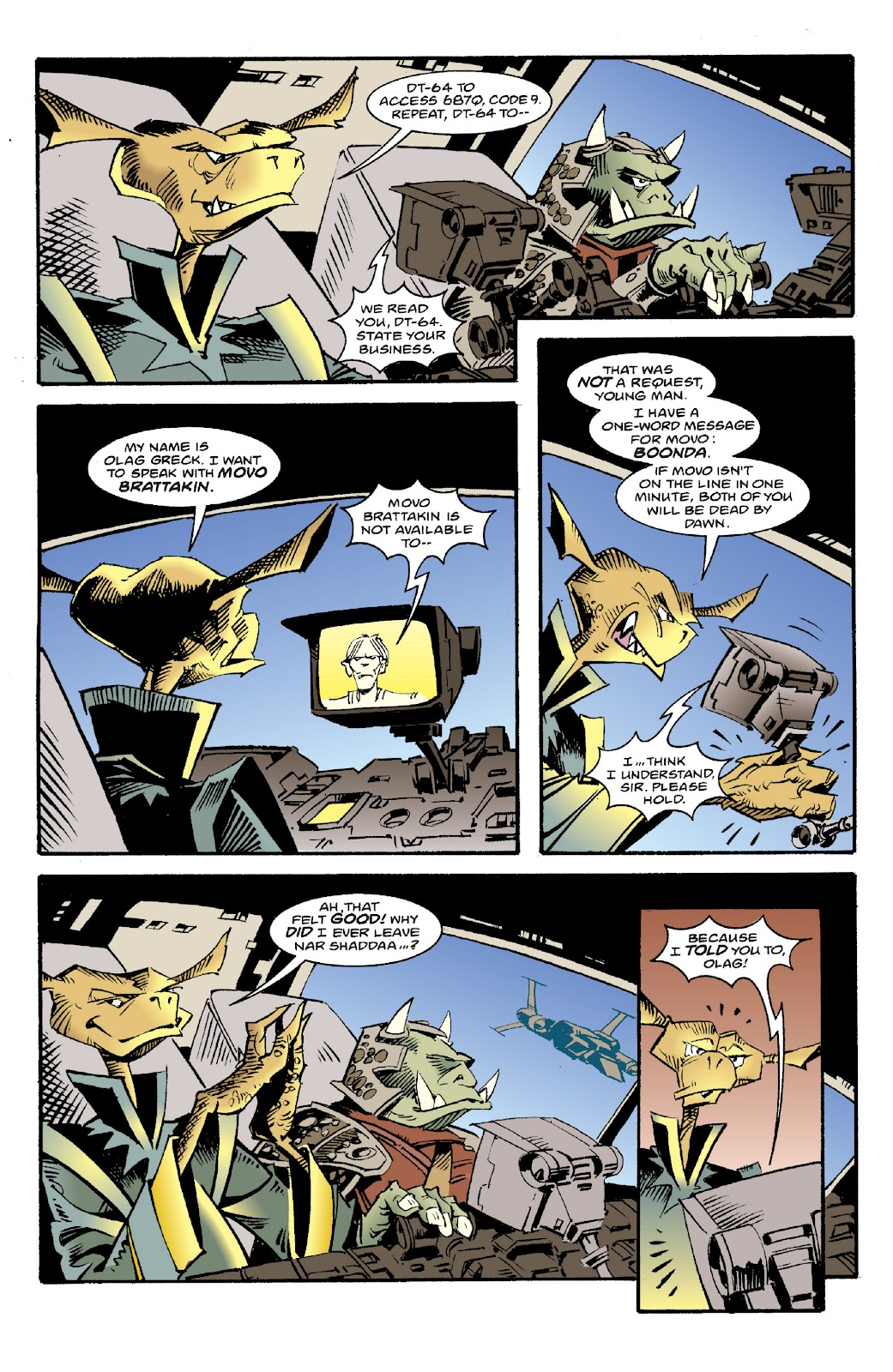 Read online Star Wars Legends Epic Collection: The Empire comic -  Issue # TPB 5 (Part 2) - 92
