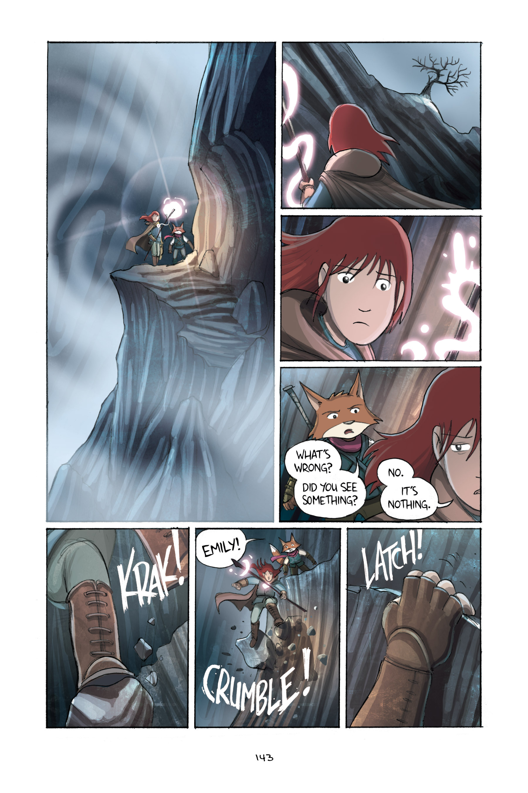 Read online Amulet comic -  Issue #2 - 142