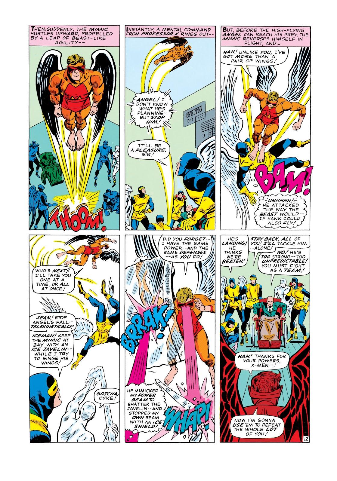 Uncanny X-Men (1963) issue 19 - Page 13