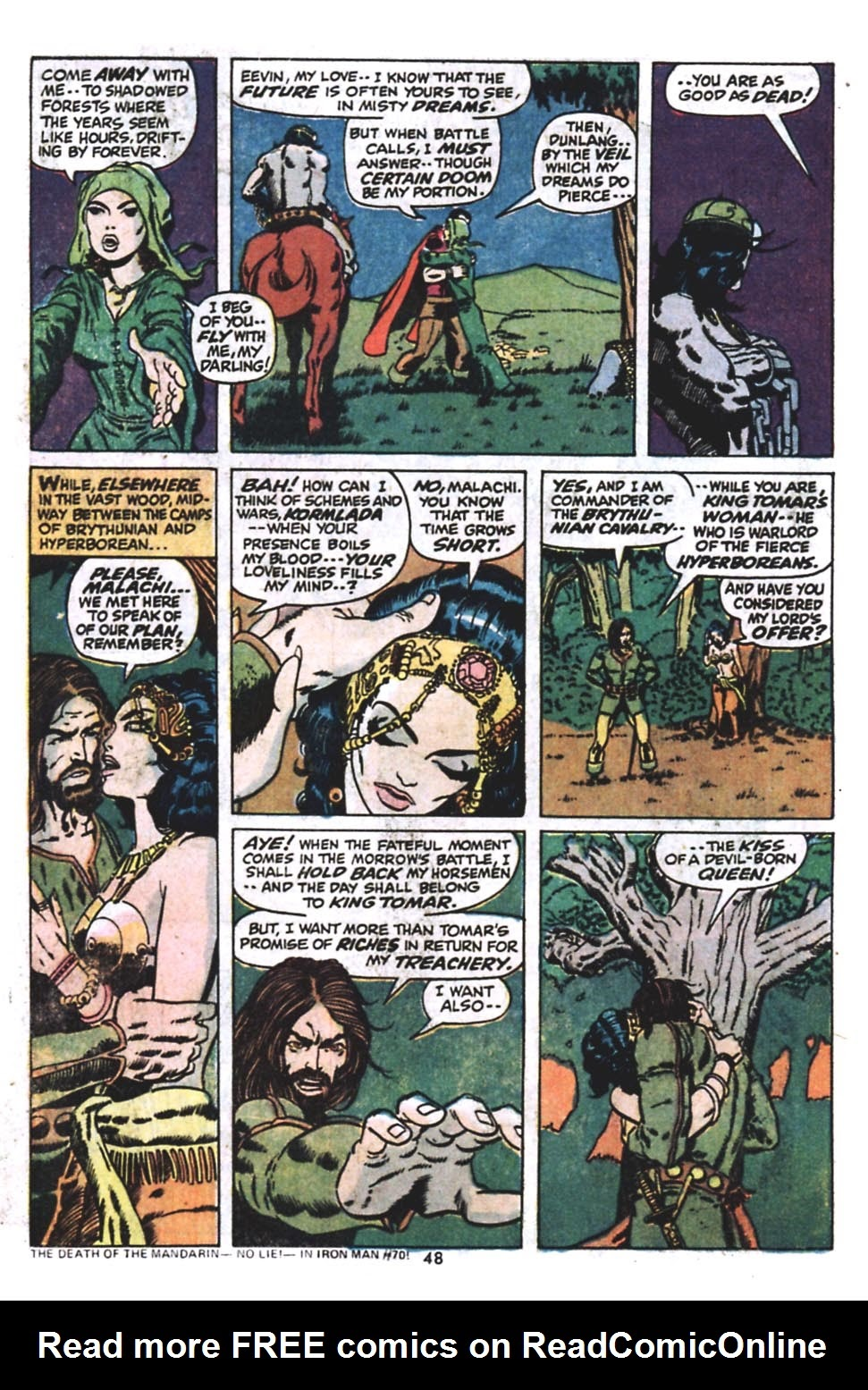 Giant-Size Conan issue 1 - Page 39