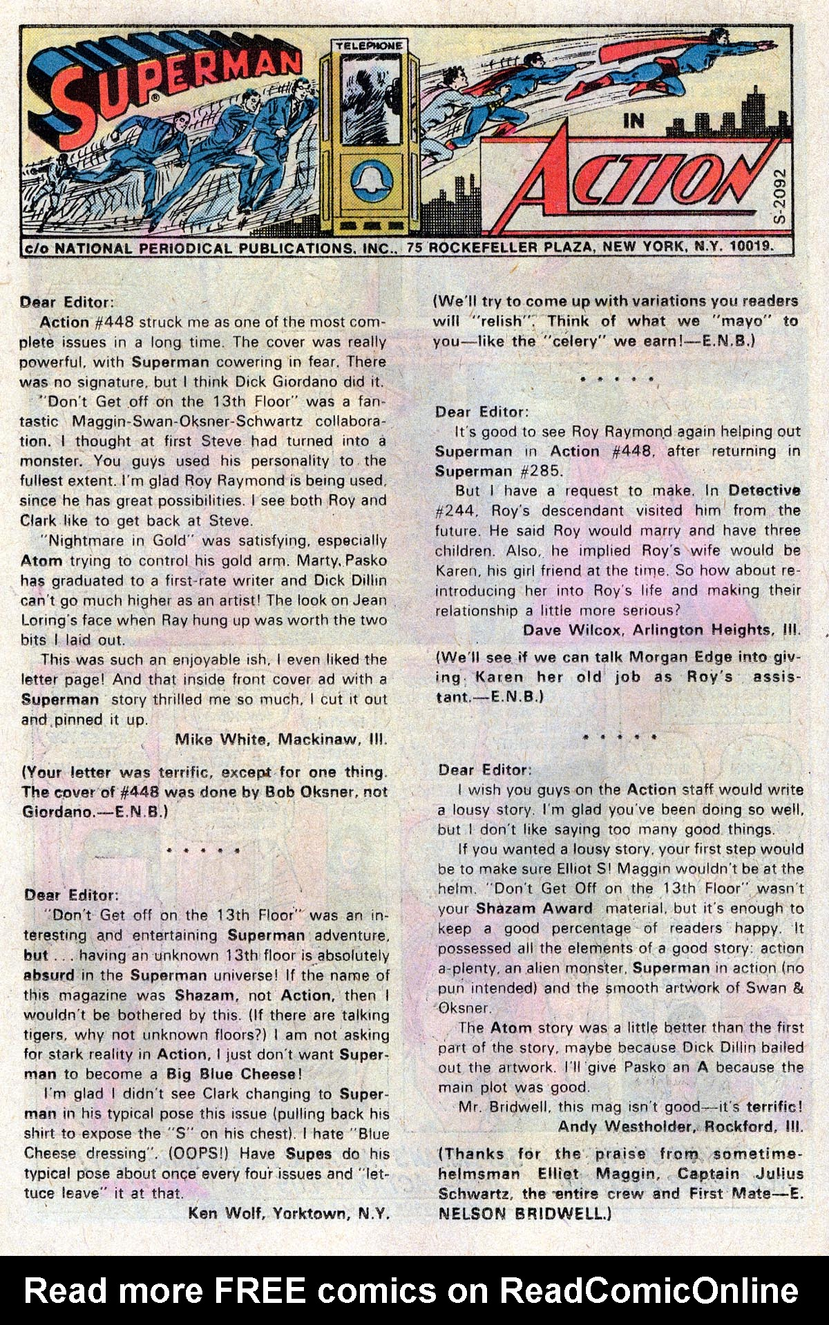Action Comics (1938) 452 Page 14