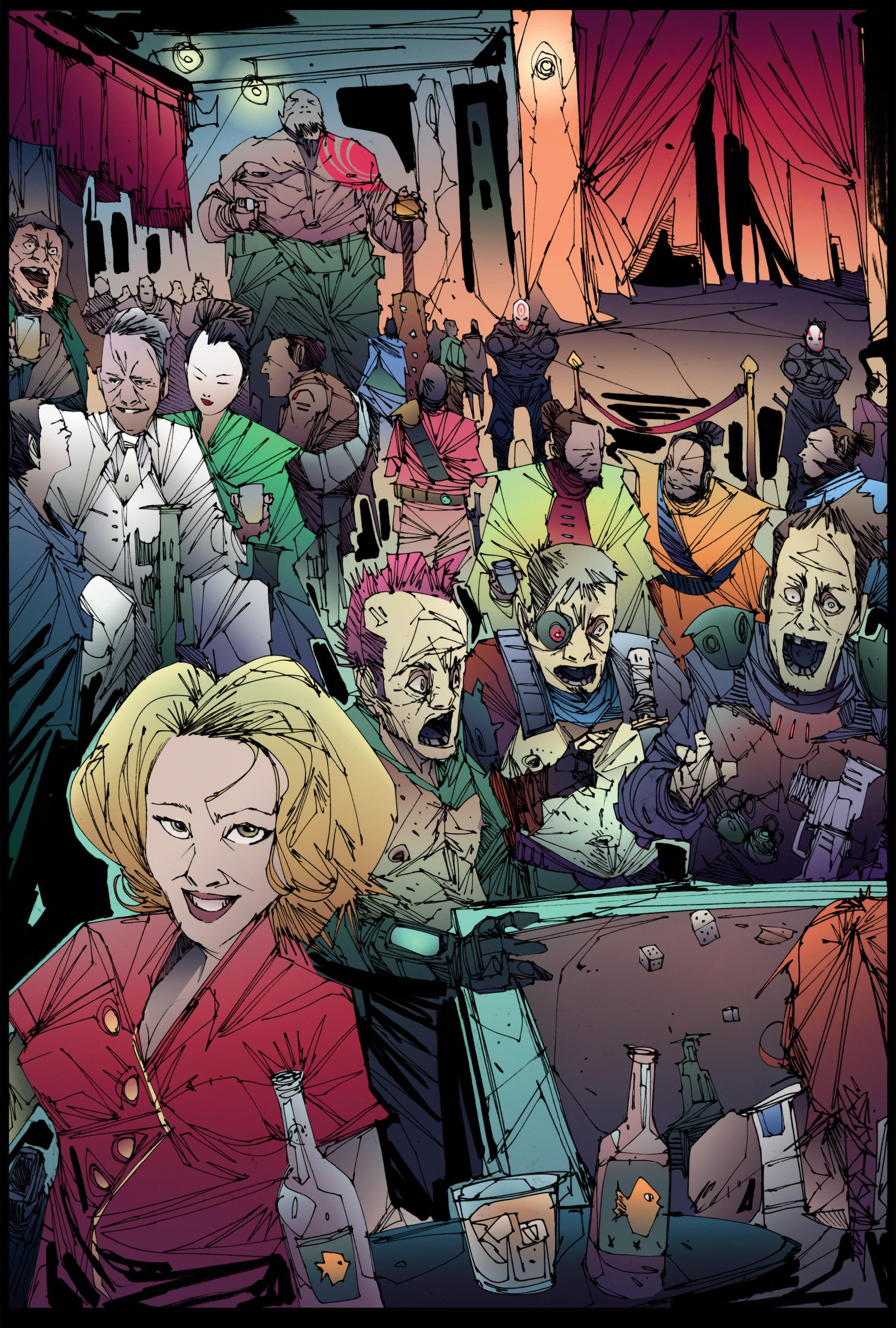 Read online Scrimshaw comic -  Issue #1 - 13