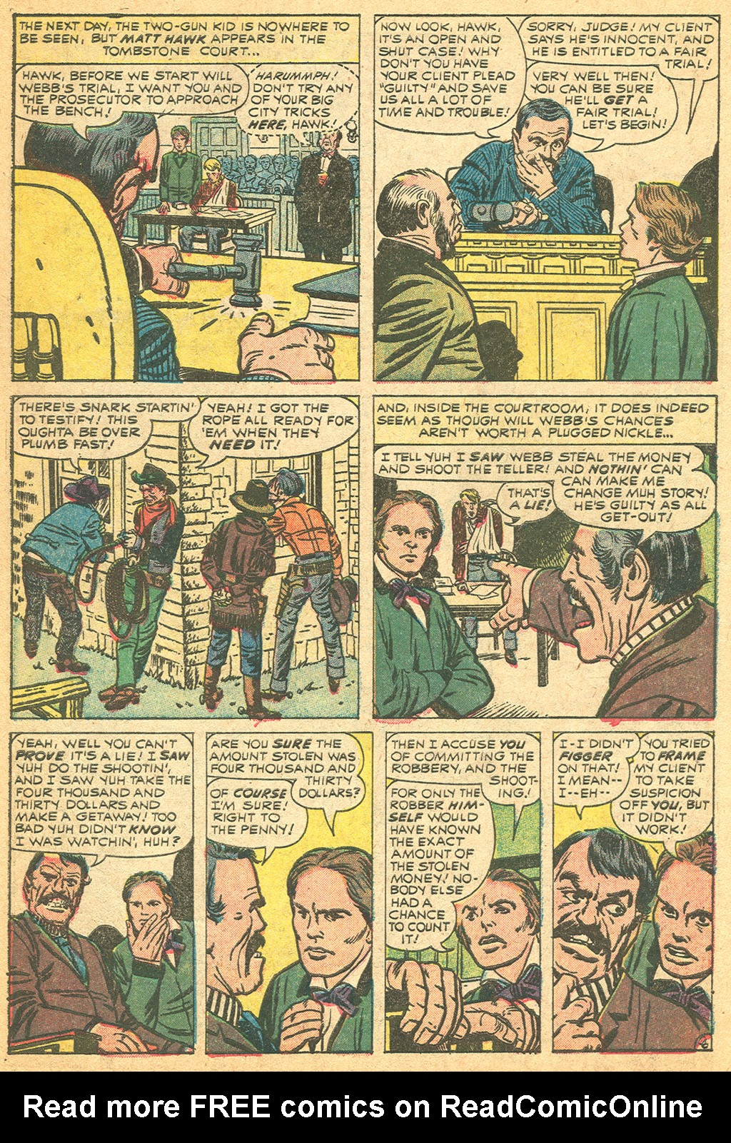 Read online Two-Gun Kid comic -  Issue #61 - 10