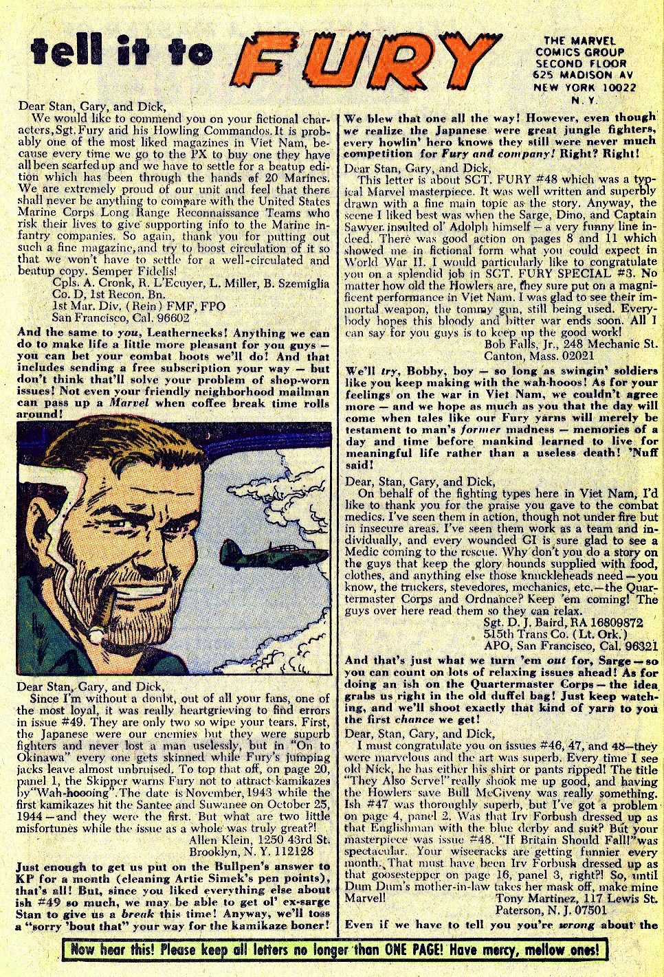 Read online Sgt. Fury comic -  Issue #53 - 32
