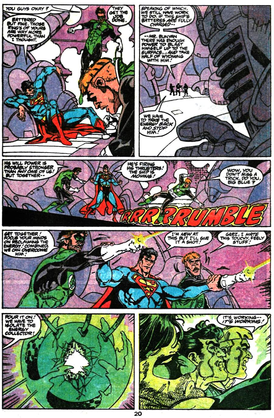Read online Adventures of Superman (1987) comic -  Issue #473 - 22