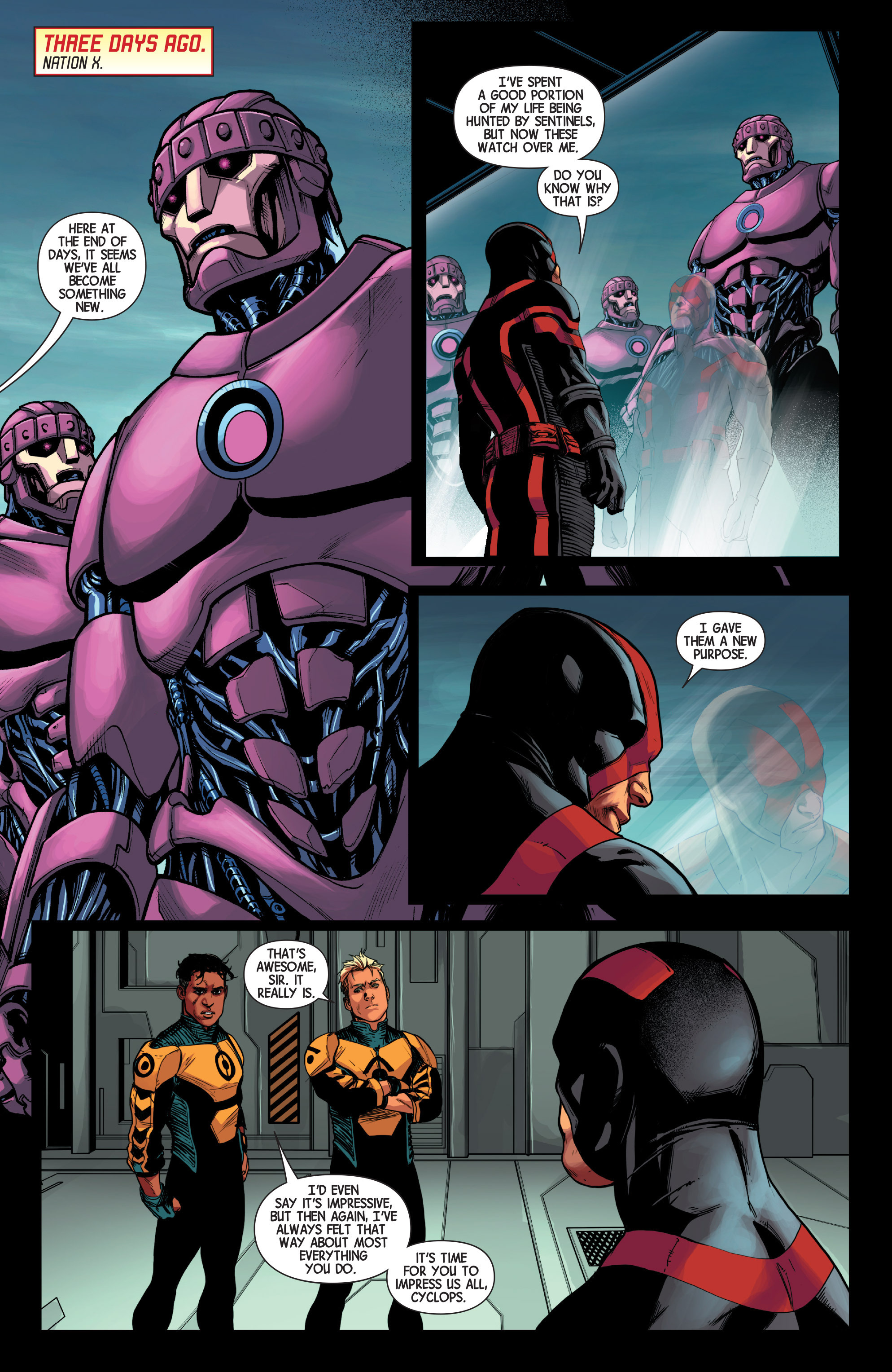 Read online Avengers (2013) comic -  Issue #42 - 7