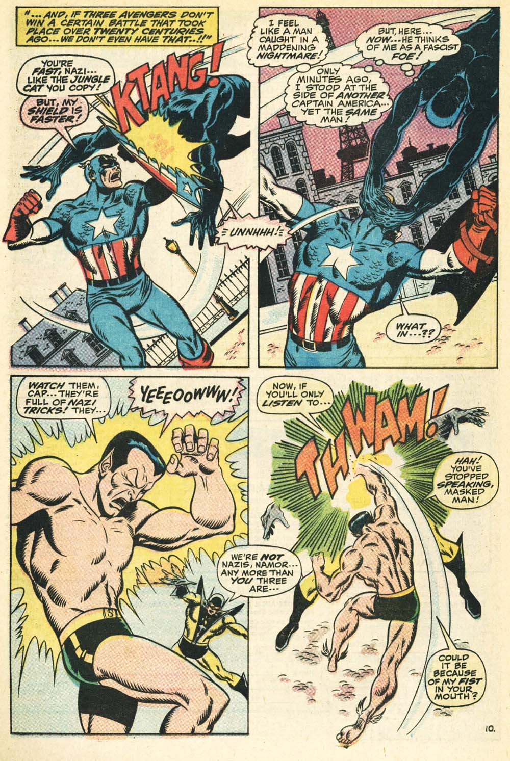 The Avengers (1963) 71 Page 10