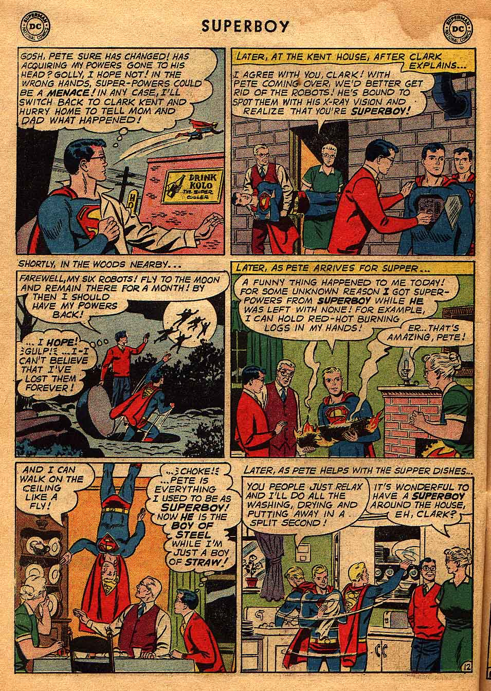 Superboy (1949) issue 96 - Page 13