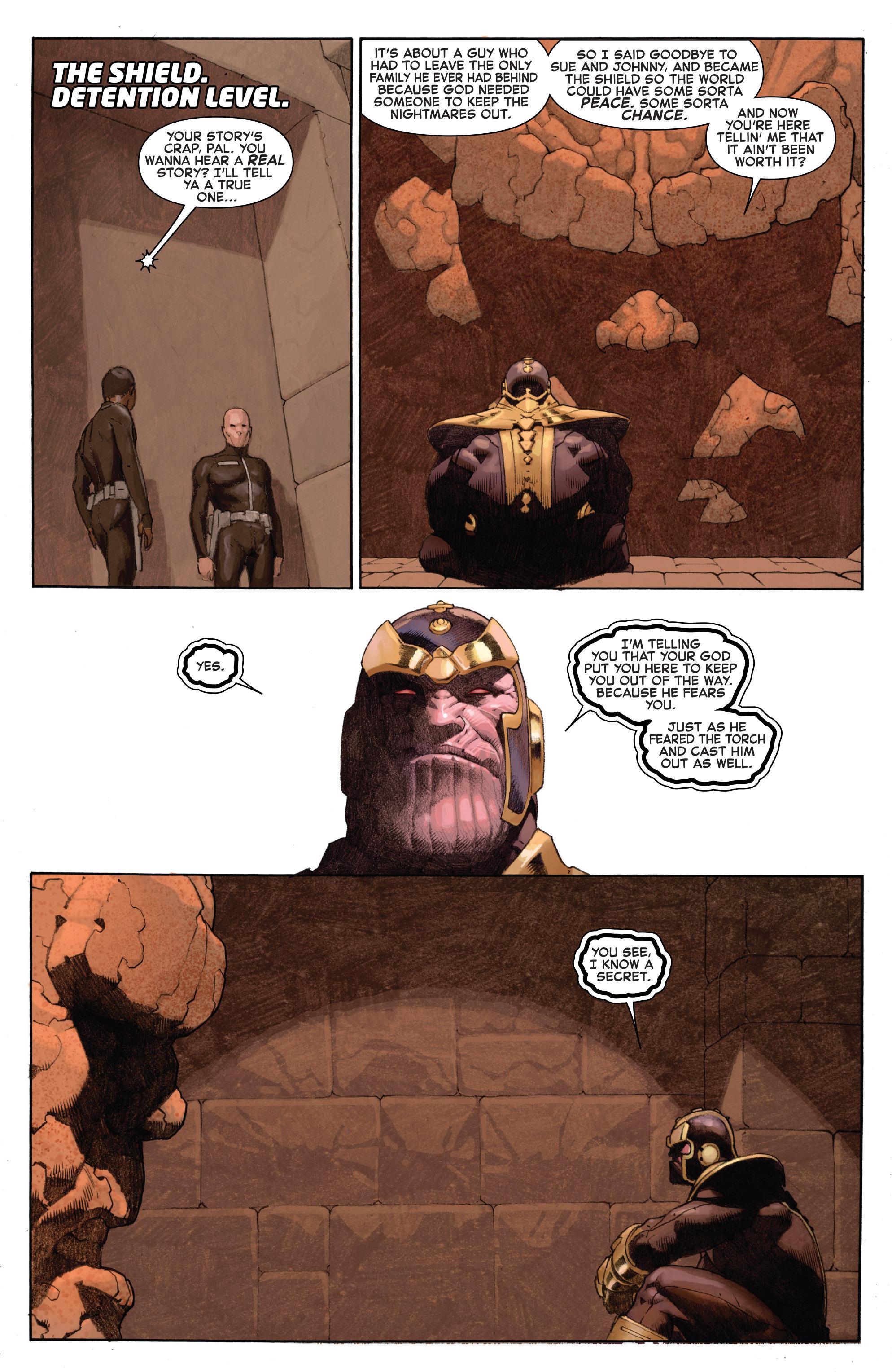 Read online Secret Wars comic -  Issue #6 - 27