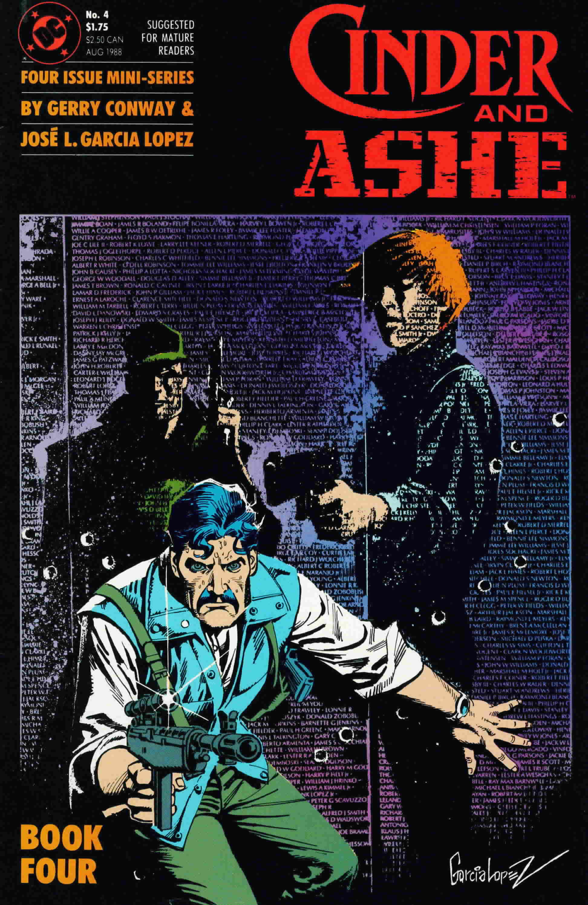 Read online Cinder and Ashe comic -  Issue #4 - 1