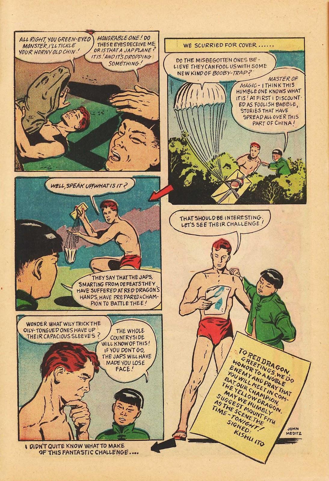 Super-Magician Comics issue 22 - Page 52