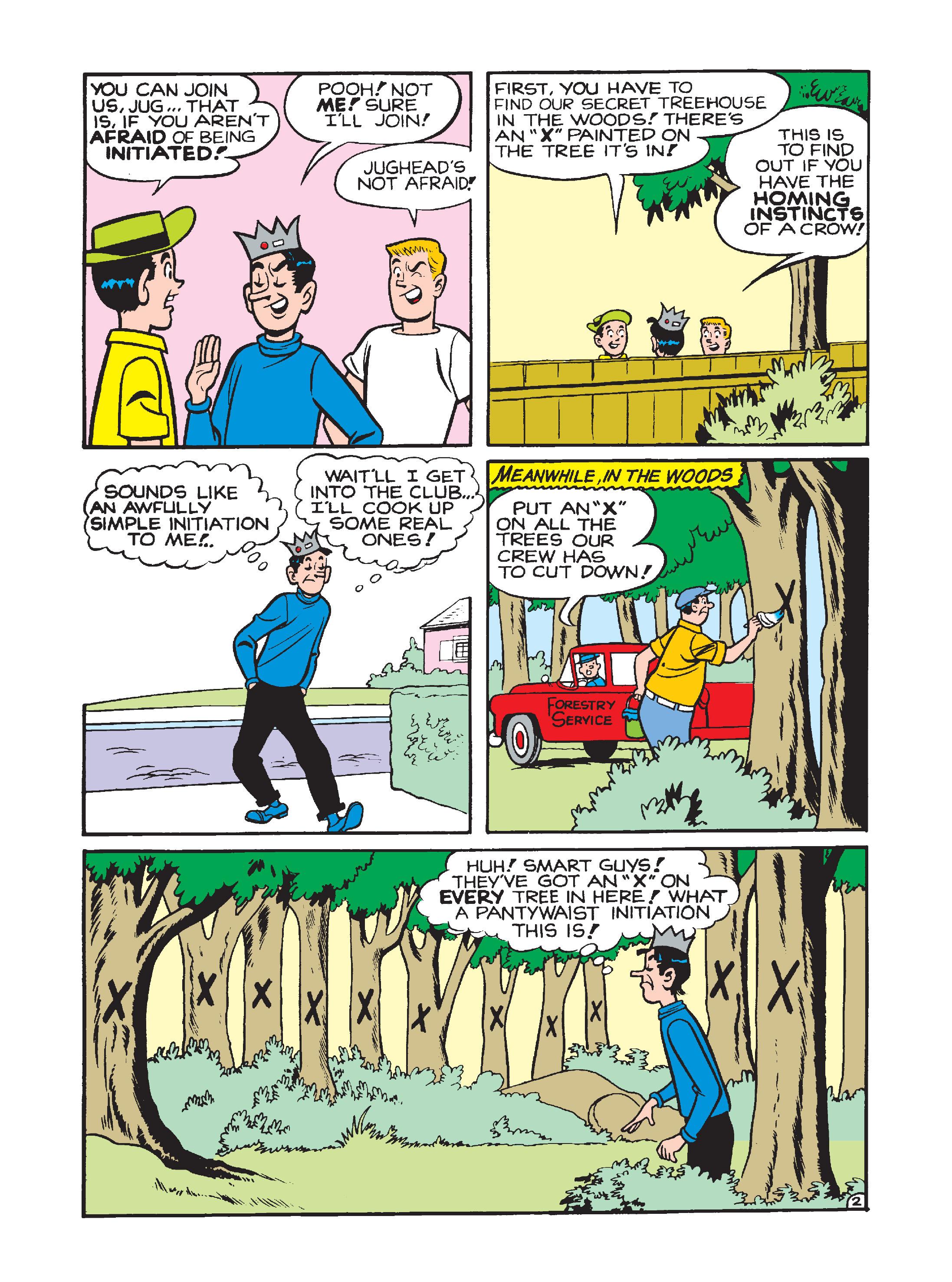 Read online Archie 1000 Page Comics Bonanza comic -  Issue #2 (Part 1) - 35