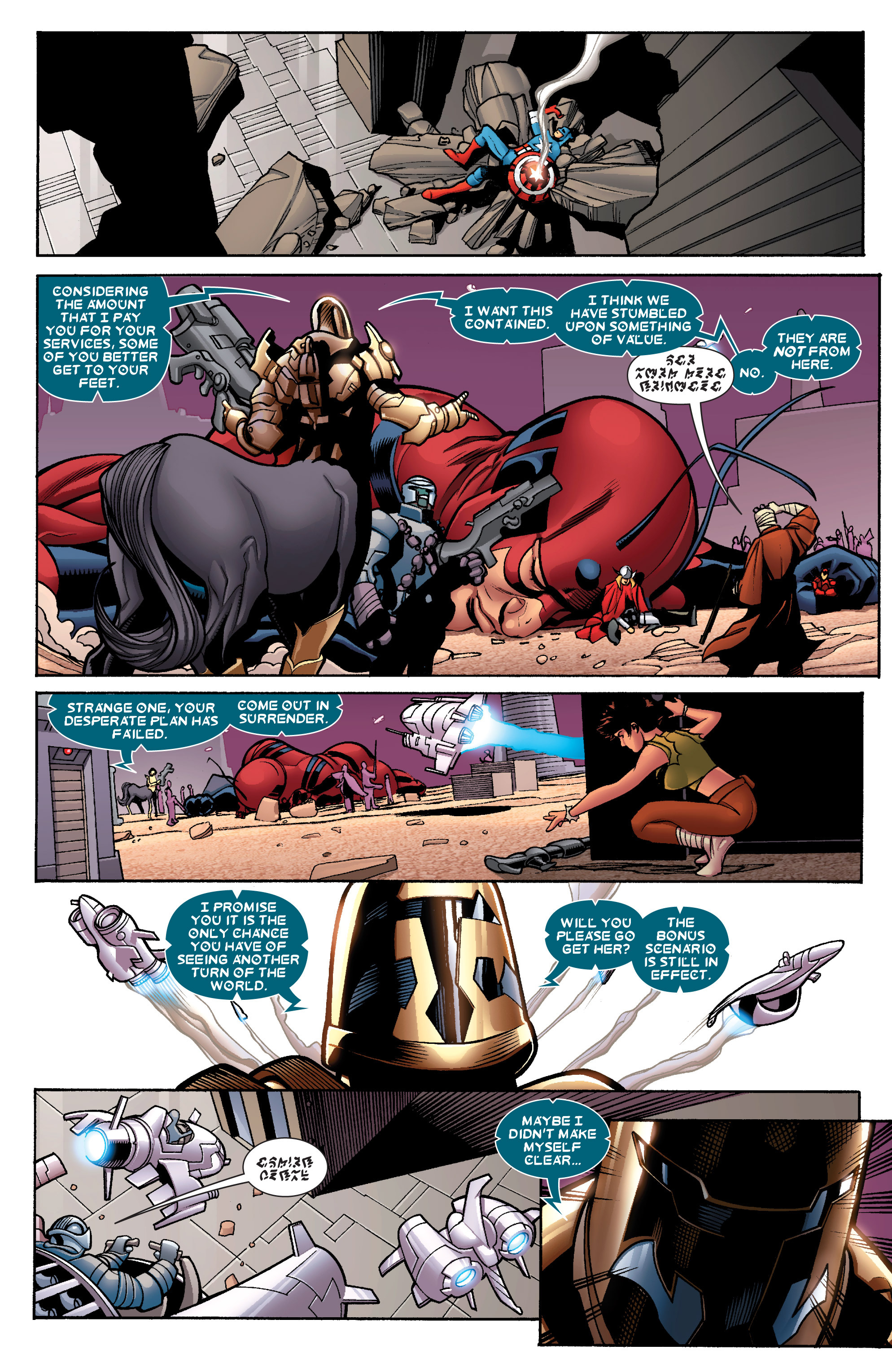 Read online Avengers (2010) comic -  Issue #33 - 10