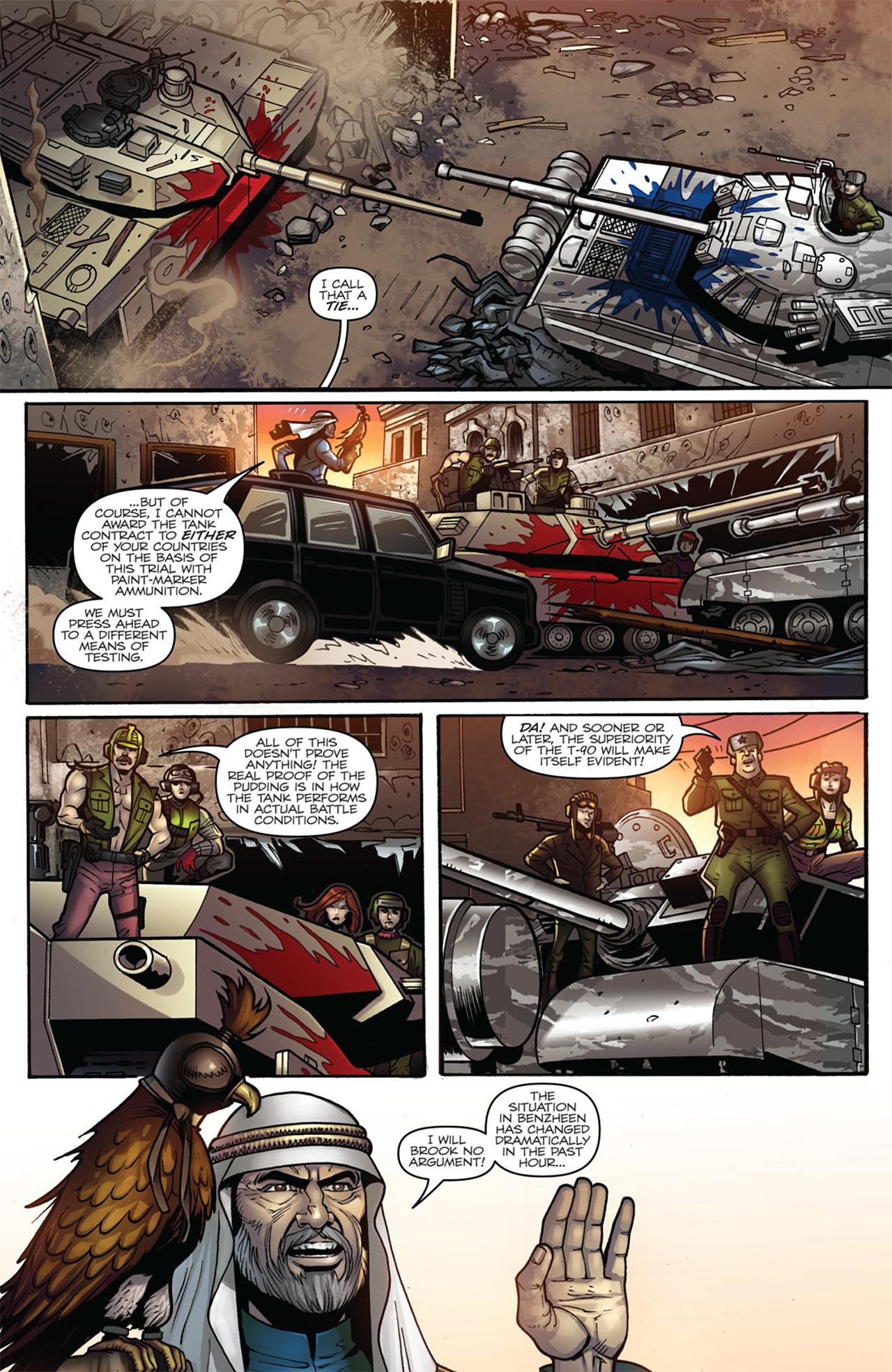 G.I. Joe: A Real American Hero 173 Page 16