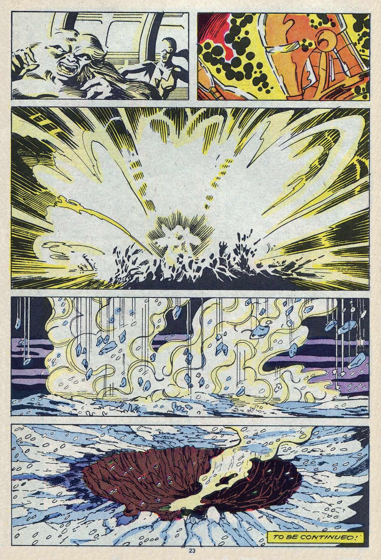 Read online Alpha Flight (1983) comic -  Issue #55 - 32