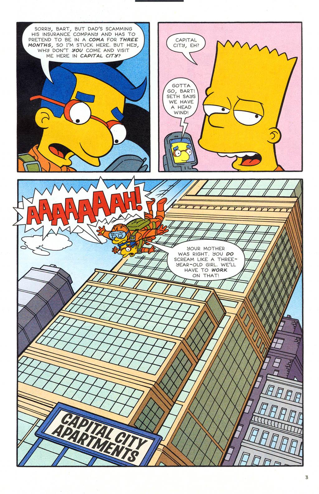 Read online Simpsons Comics comic -  Issue #106 - 4