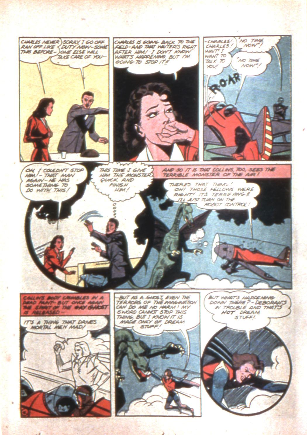Read online Sensation (Mystery) Comics comic -  Issue #11 - 44