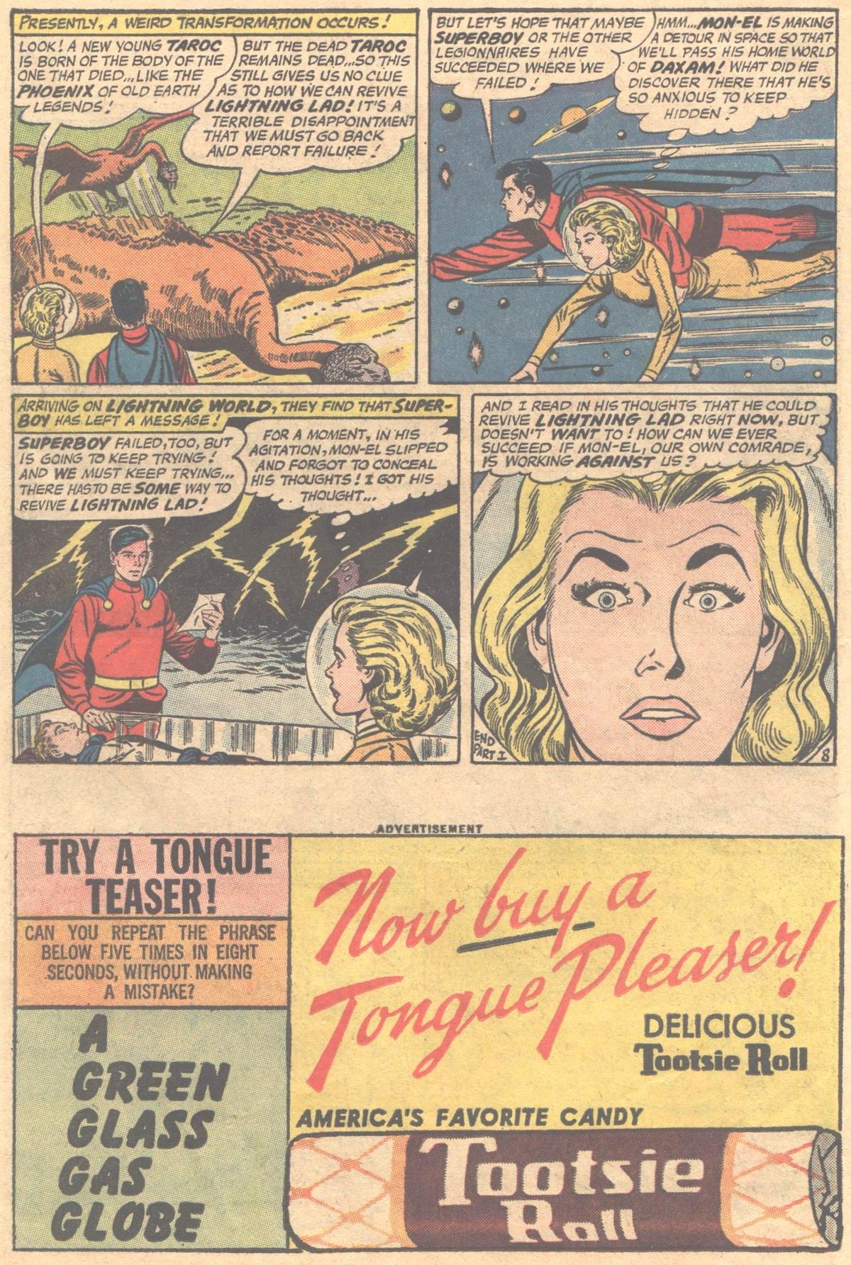 Read online Adventure Comics (1938) comic -  Issue #312 - 10