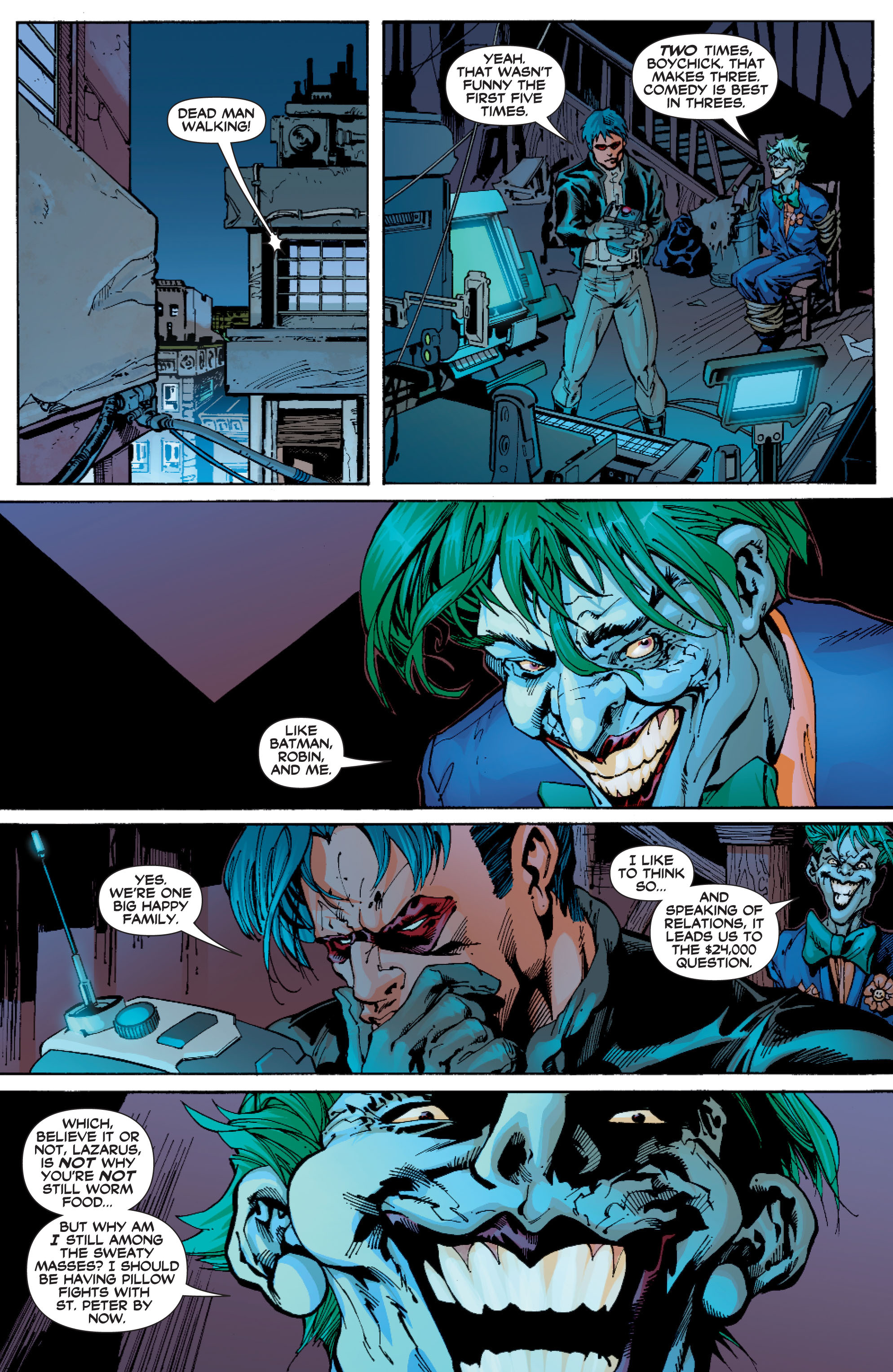 Read online Batman: Under The Red Hood comic -  Issue # Full - 279