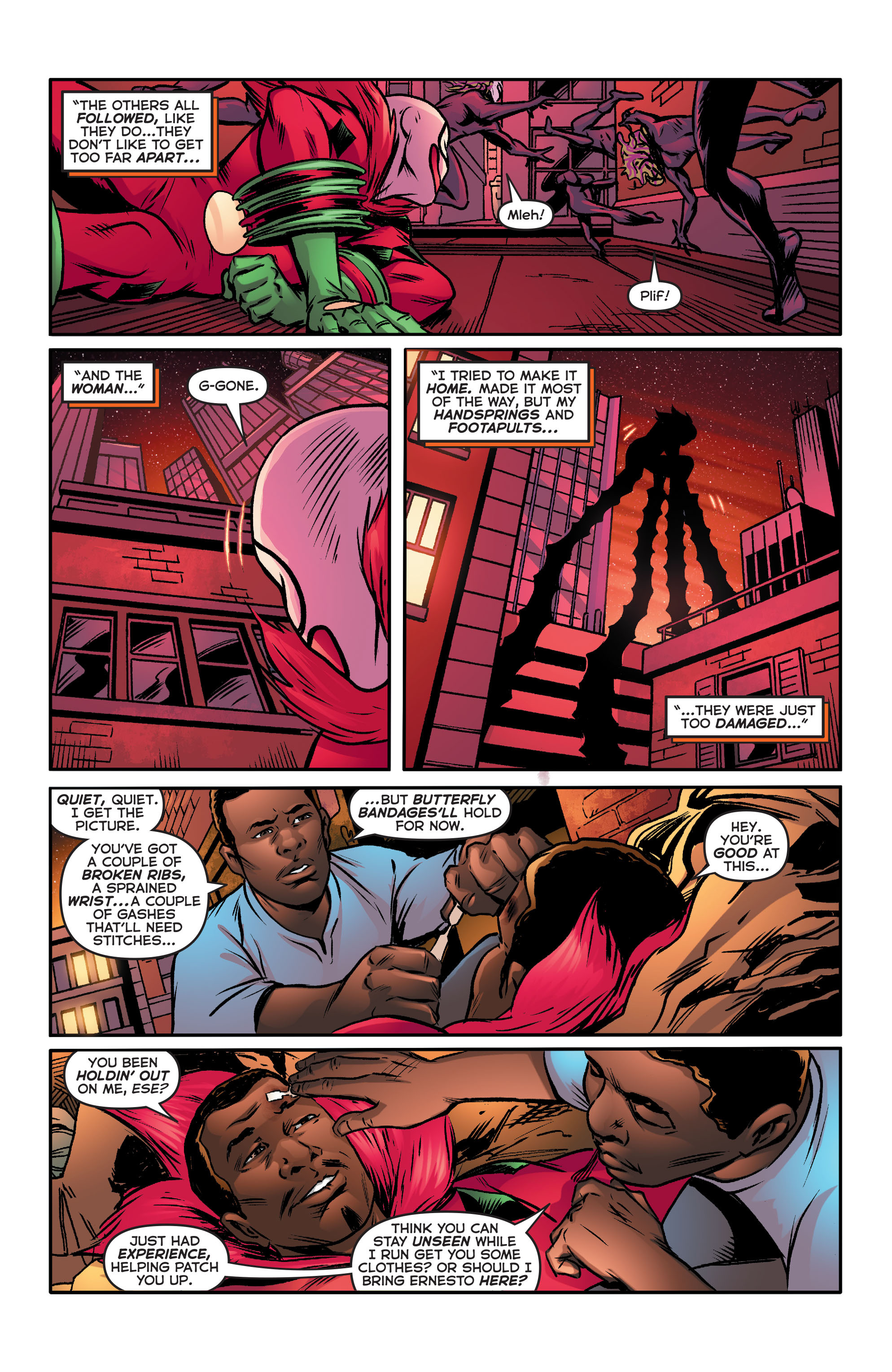 Read online Astro City comic -  Issue #36 - 16