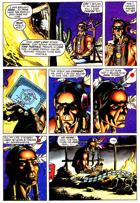 Read online Turok, Dinosaur Hunter (1993) comic -  Issue #0 - 24
